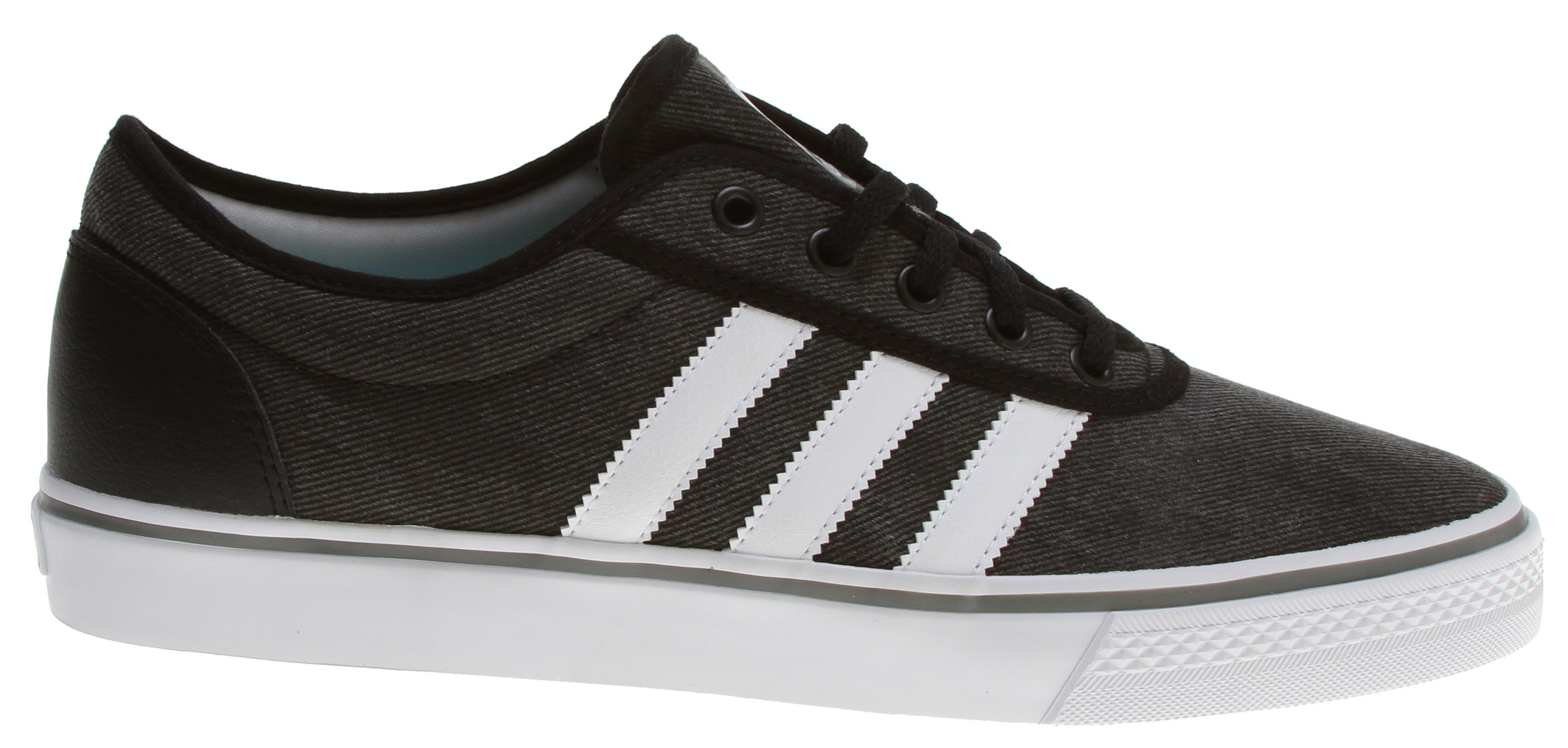 Skateboard These Adidas adiEase shoes get ready for summer with an easy to wear suede upper and laid back vulcanized outsole. - $41.95