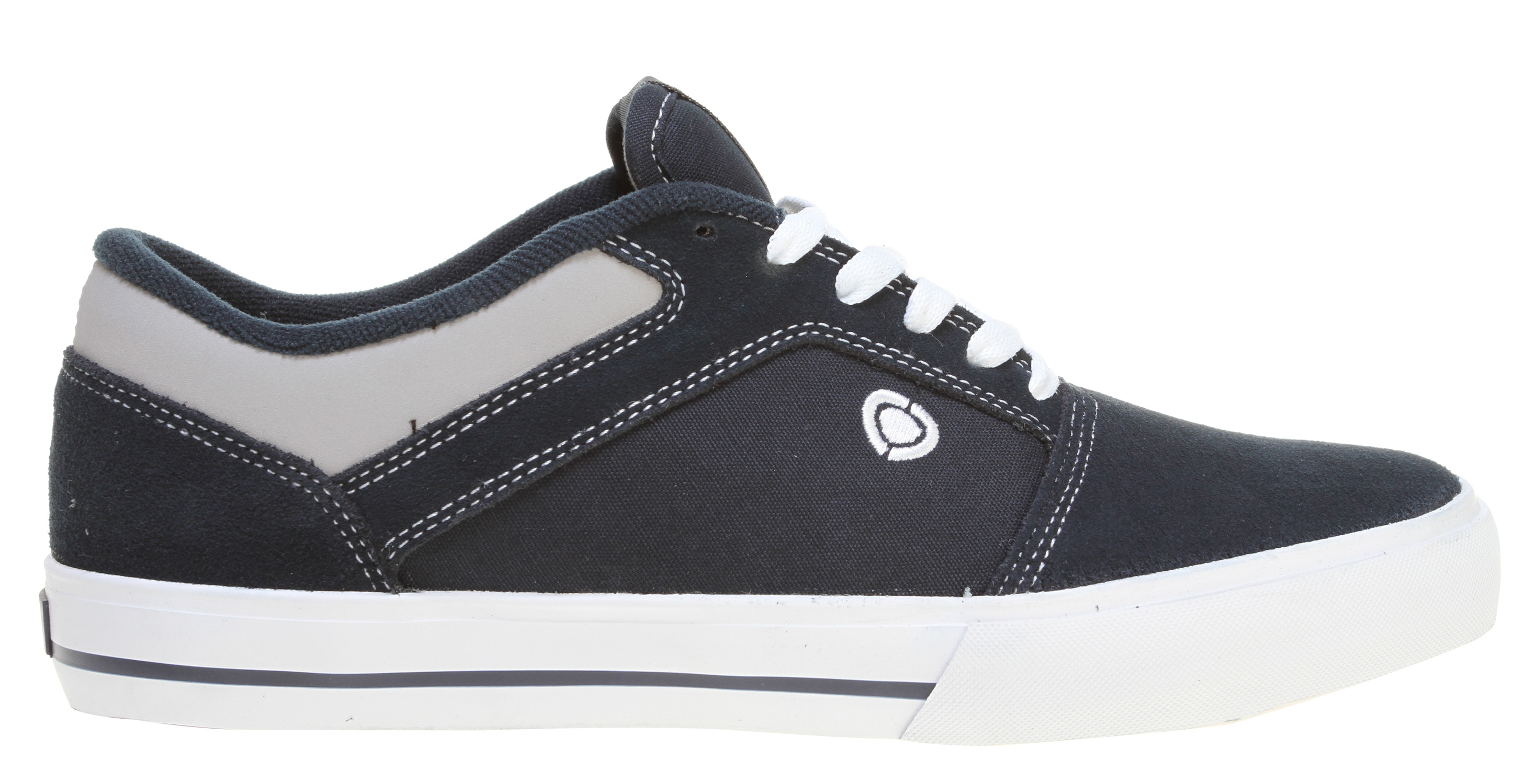 Skateboard Key Features of the Circa Revert Skate Shoes: Slim Low Profile Fit and Look Genuine Vulcanized Construction FusionGrip outsole rubber for ultimate grip C1rca herringbone outsole provides improved board control - $39.95