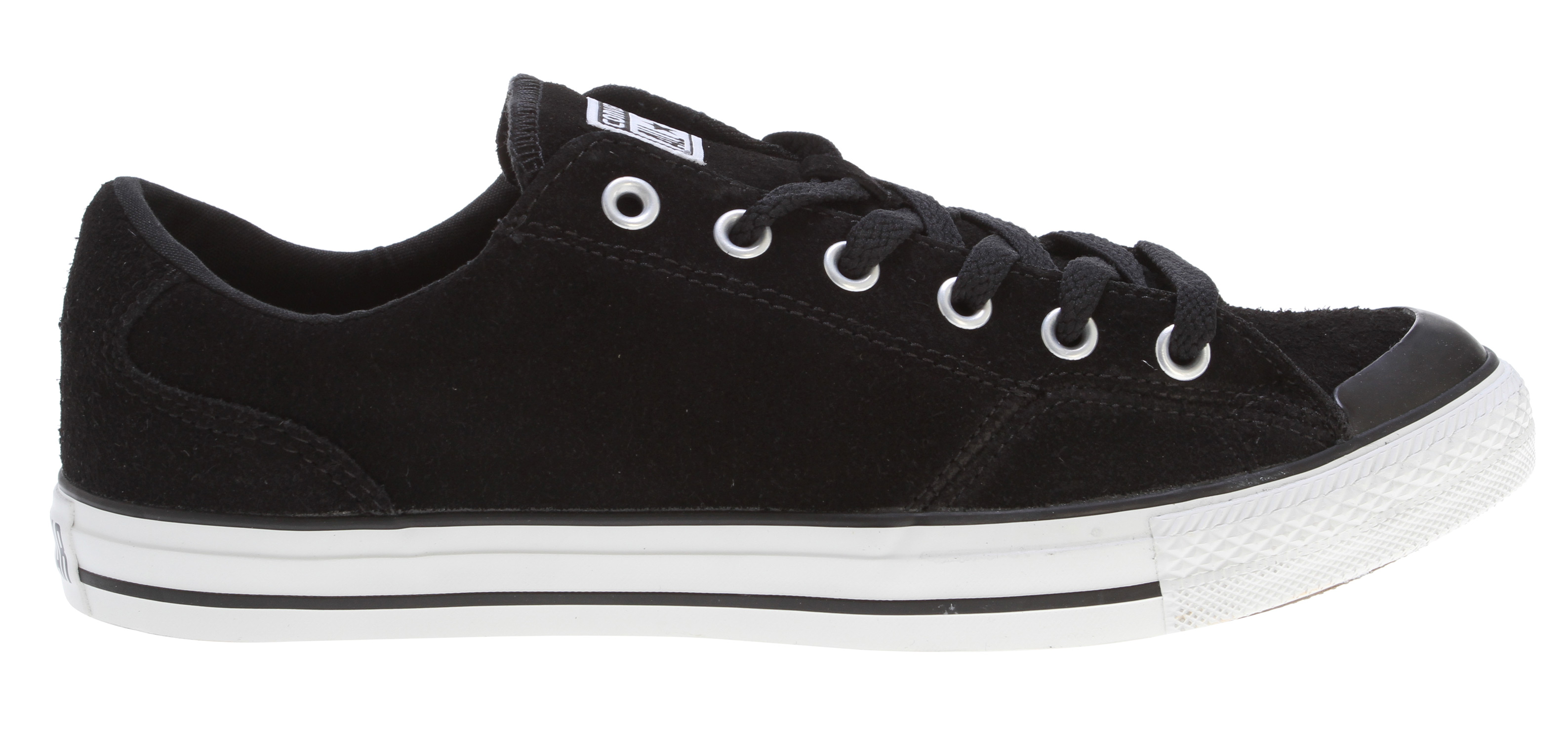 Skateboard The Converse CT LS Skate Shoe exemplifies the relentlessly simple style, comfort, and skate functionality that Cons is known for. A small rubberized toe rand, a vulcanized rubber sole, and a thin tongue make the CT LS a good low-bulk shoe for skating or just wearing around. - $41.95