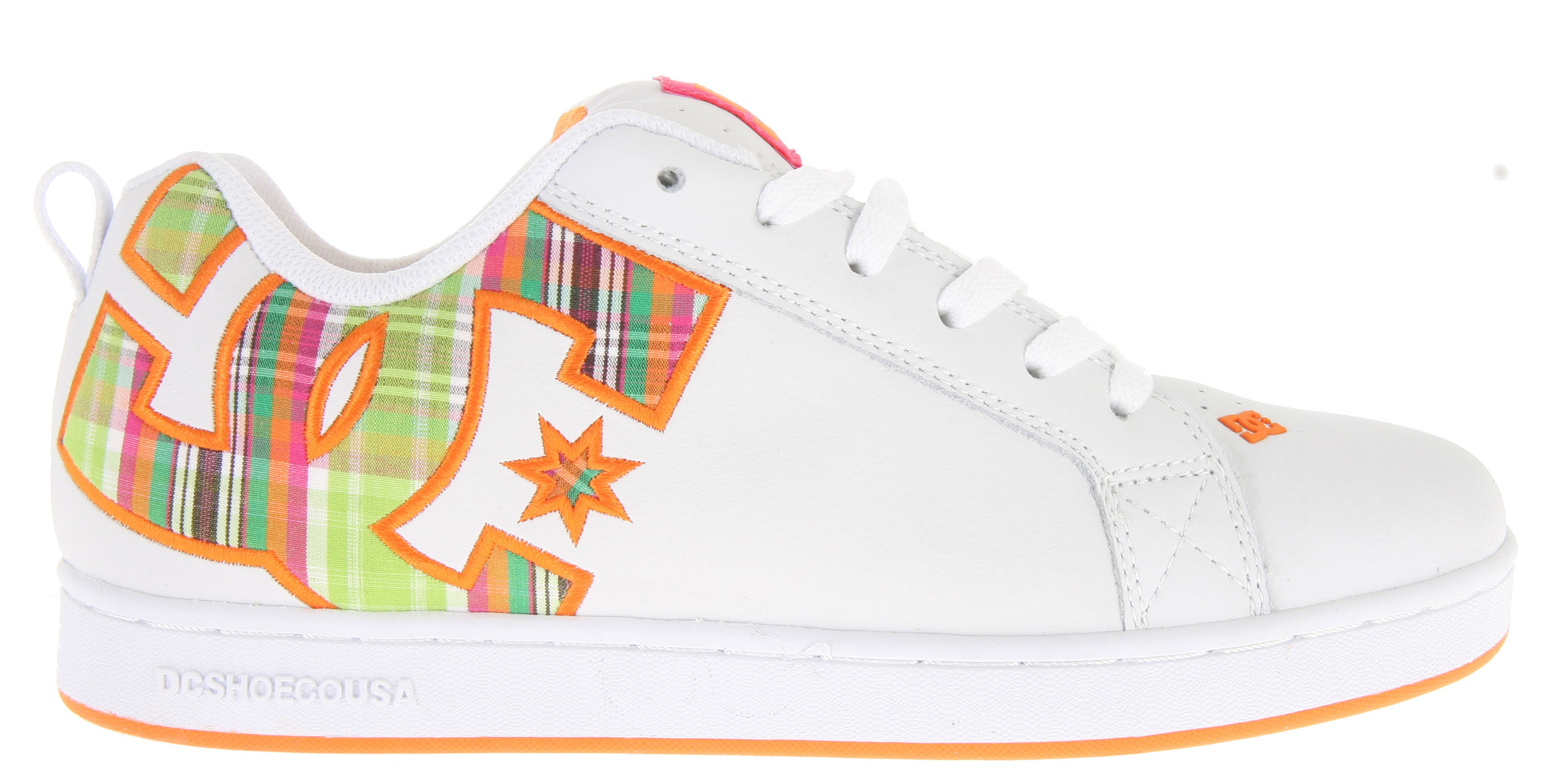 Skateboard DC Court Graffik SE Skate Shoes - $43.95