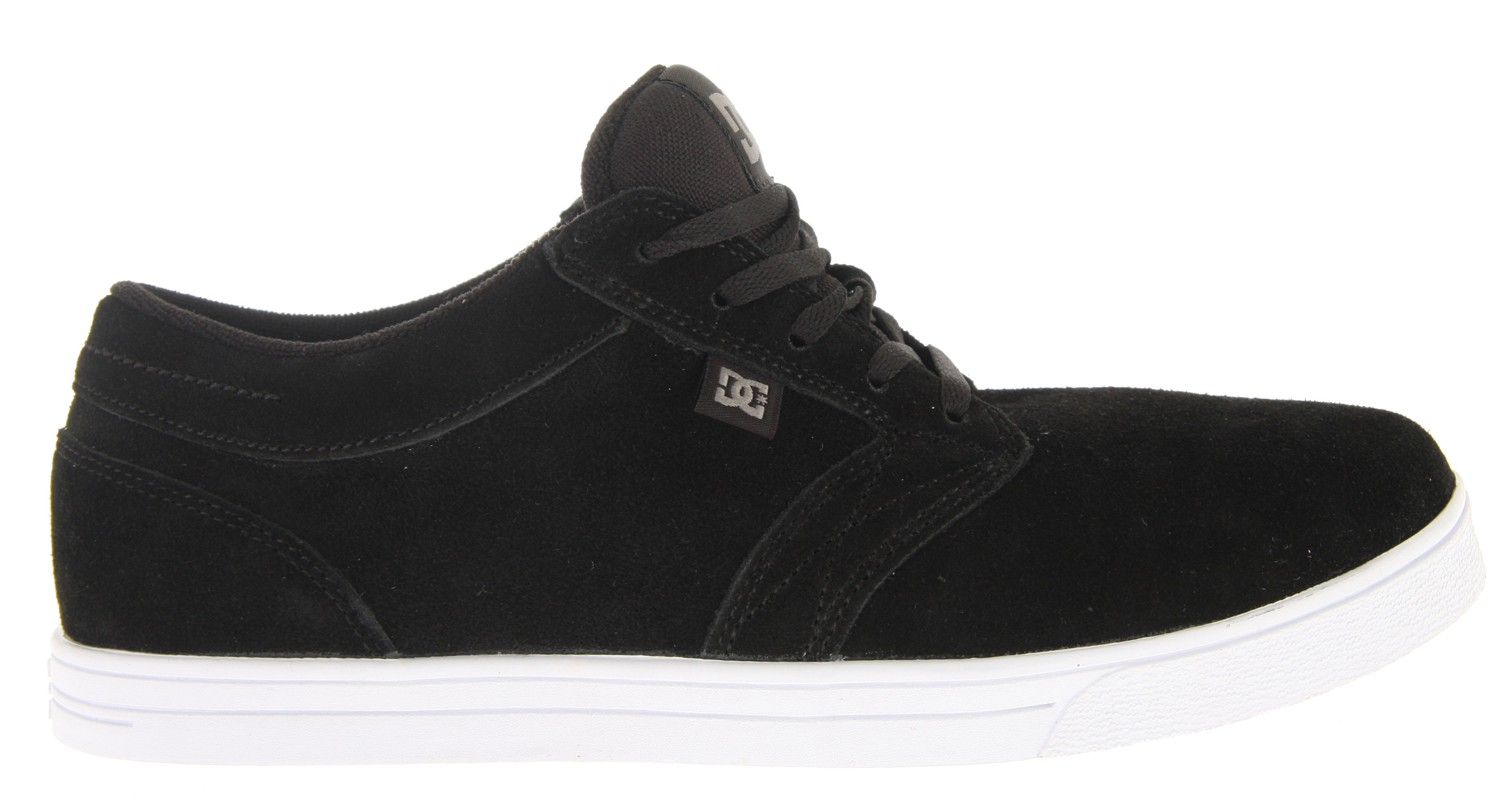 Skateboard Key Features of the DC Range Skate Shoes: Textile upper Vent holes Vulcanized construction DC's drop in cushion system Abrasion resistant sticky rubber outsole - $35.95