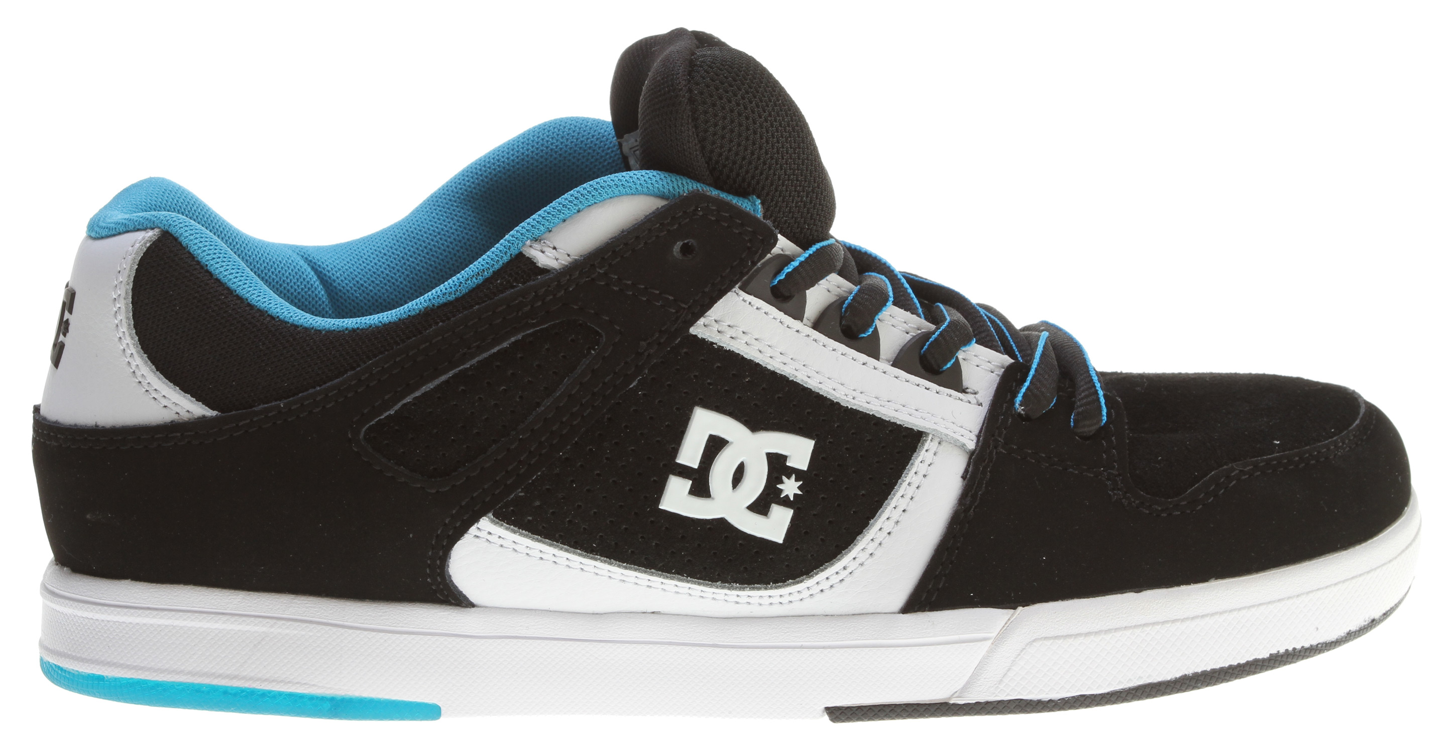 "Skateboard Taking inspiration from DC's archive, the Spartan Lit has performance skate lines and features DC's Revolutionary Unilite technology.Key Features of the DC Spartan Lite Skate Shoes: Foam padded tongue and collar for added comfort and support TPU Eyerow for reinforcement Strategically placed rubber on the outsole for long-lasting durability DC's trademarked ""Pill Pattern"" bottom - $39.16"