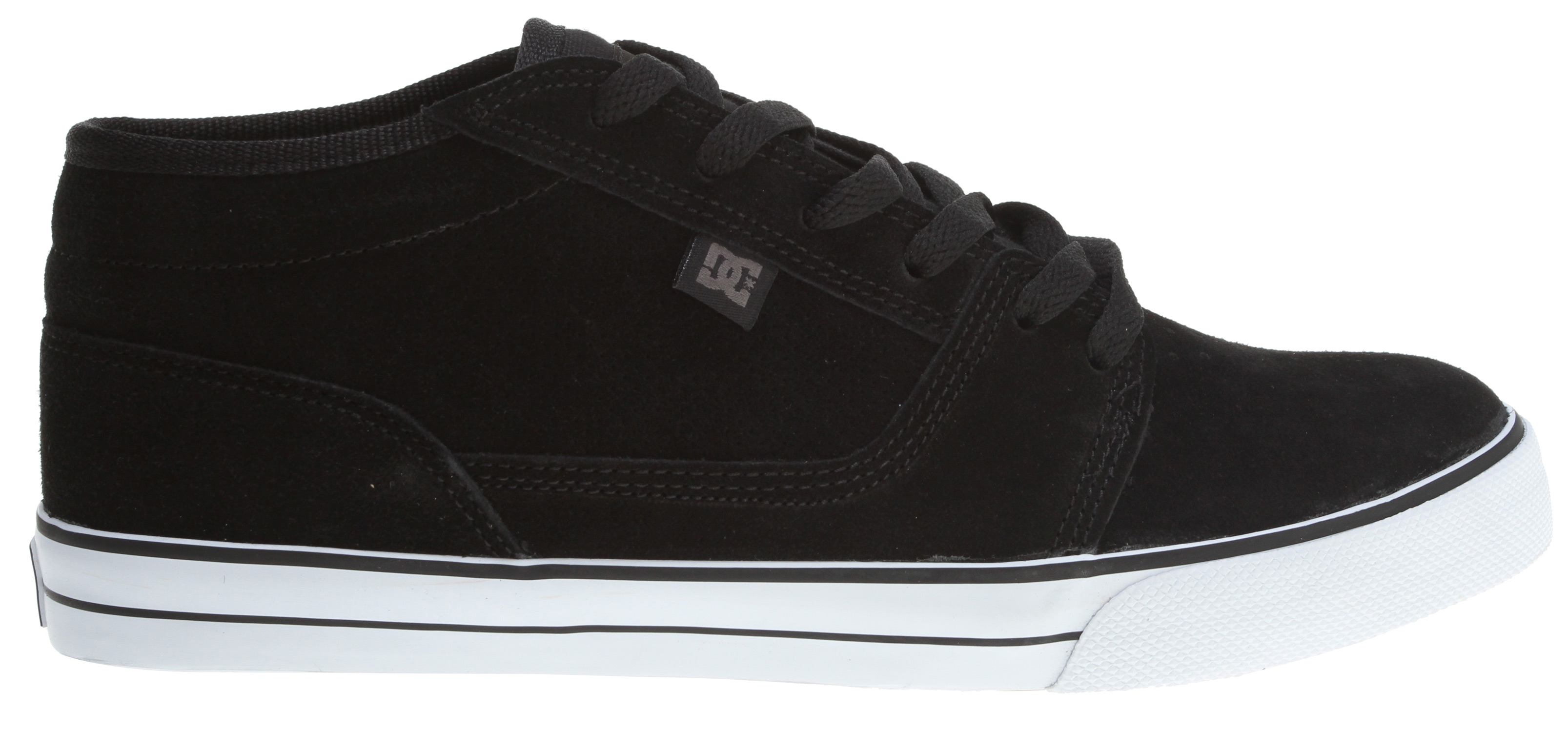 Skateboard If the Tonik's cool styling with a clean toe, and super lightweight feel with vulcanized construction isn't enough for your performance demanding ankles, we make the Tonik Mids. A little more ankle, a little more awesome. - $29.95