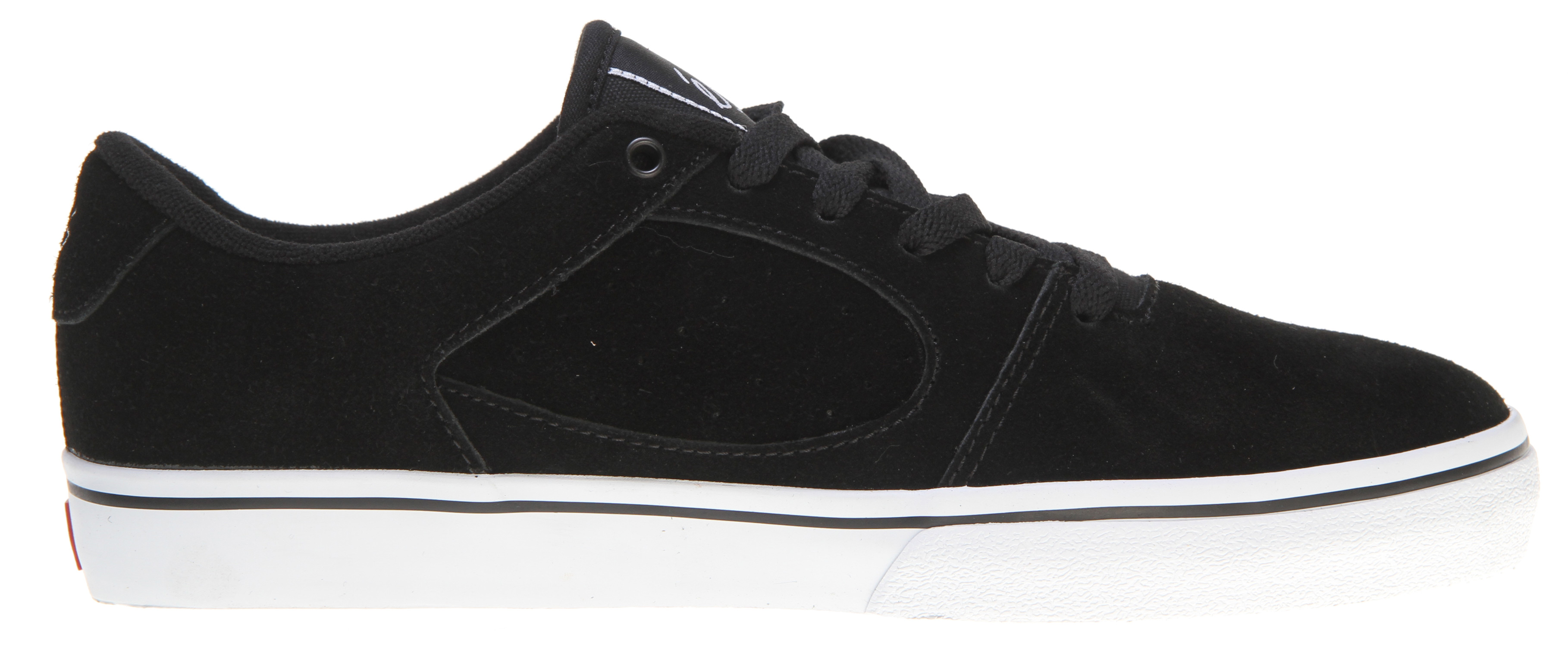 Skateboard Key Features of the ES Square Two Skate Shoes: Suede, leather or synthetic upper material Thin padded tongue and collar for comfort One-piece toe cap Direct poured full length polyurethane midsole STI Foam Lite level 1 footbed Vulcanized rubber outsole - $39.95