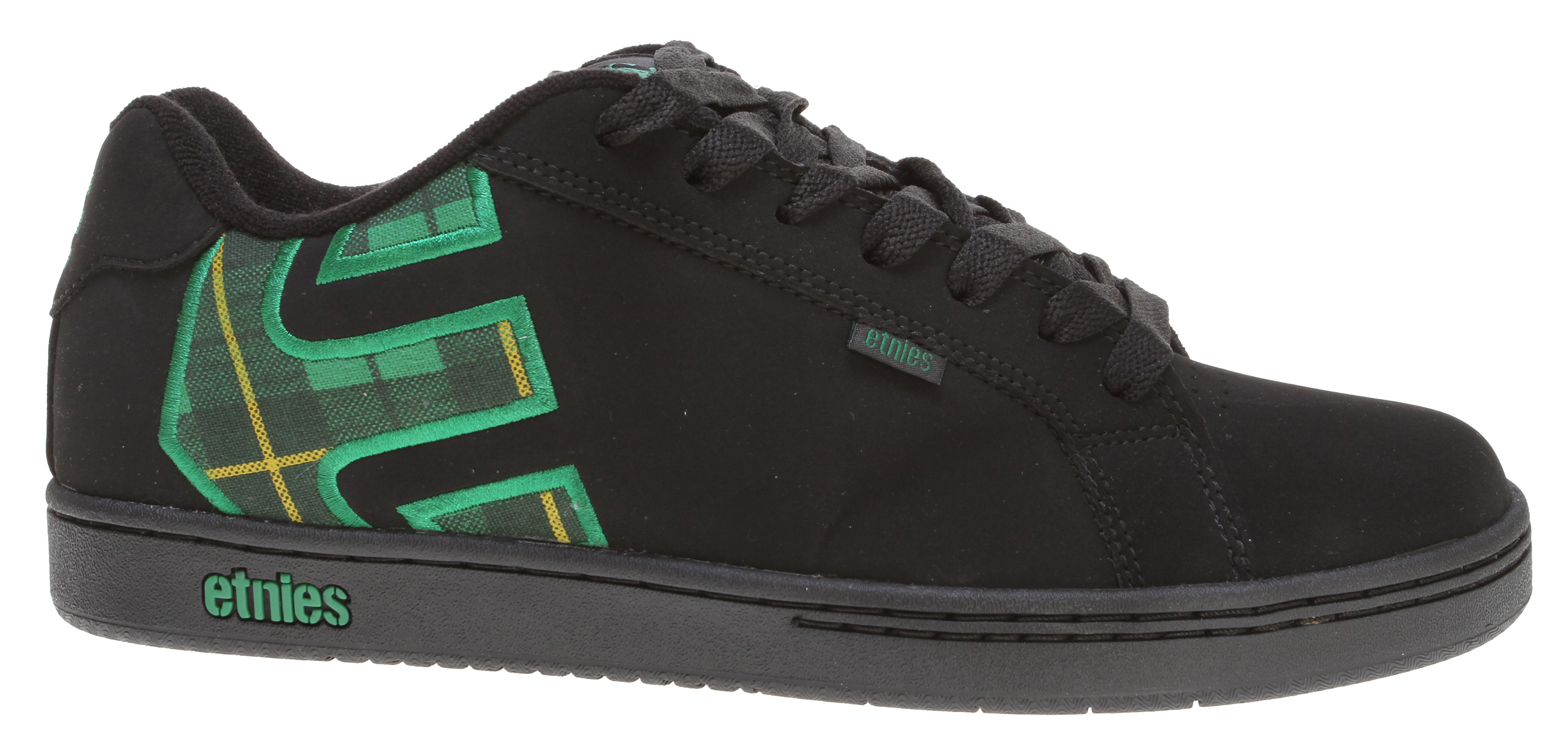 Skateboard Etnies Fader Scruffy Wallace Skate Shoes - $51.95