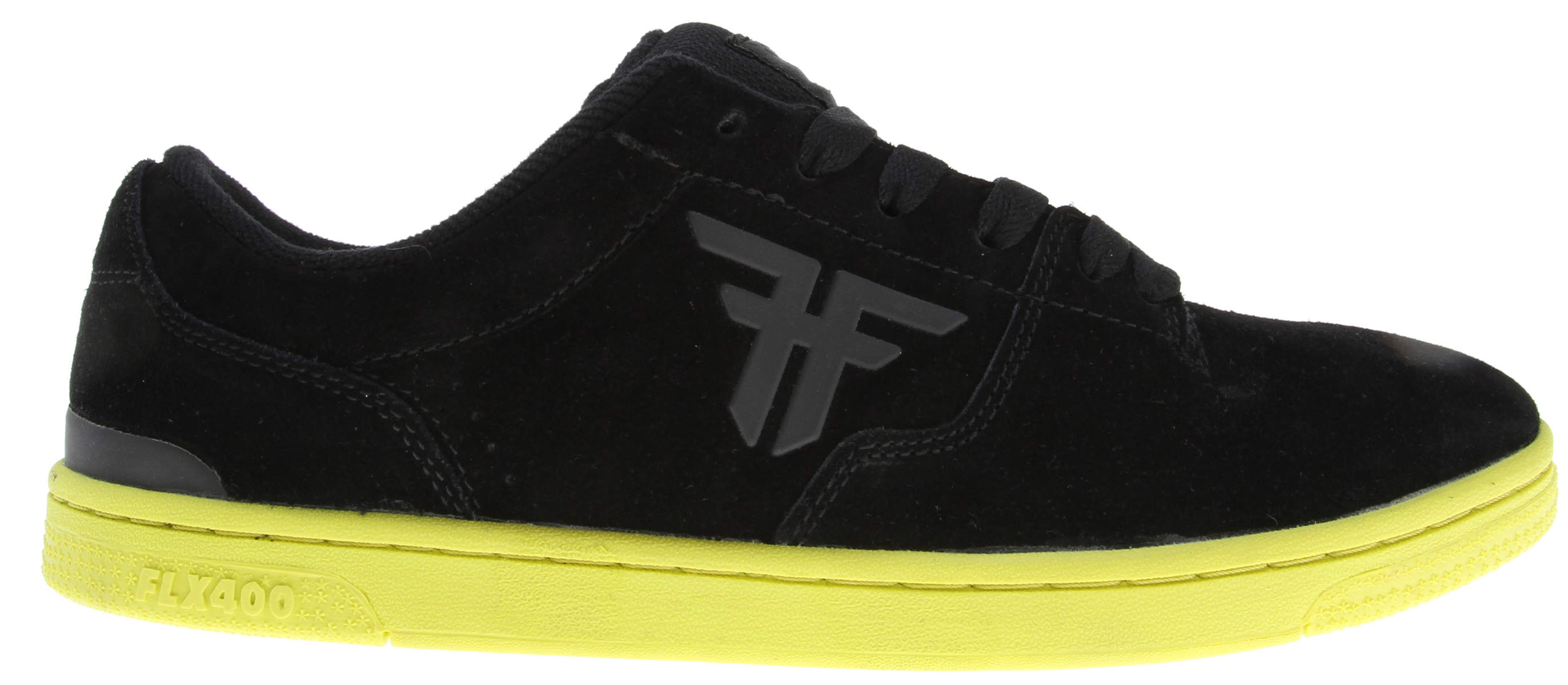 Skateboard The Seventy Six is Tom Asta's second signature model shoe. With a modern athletic appeal and classic Fallen styling, this shoe is designed to meet Tom's technical needs in a skate shoe.Key Features of the Fallen Seventy Six Skate Shoes: Features a slim low-profile upper made from heavy-duty suede and light mesh with minimal padding for support and maneuverability As the most technically advanced shoe in the Fallen line, the Seventy-Six features our signature FLX midsole construction on a 400 NBS outsole to increase grip and durability against abrasion while ensuring maximum board feel Also features a premium insole for impact absorption and a heel stabilizer to provide support and longevity to the upper Made with heavy-duty suede, canvas or denim, perfect combination of technology and simplistic design - $42.95