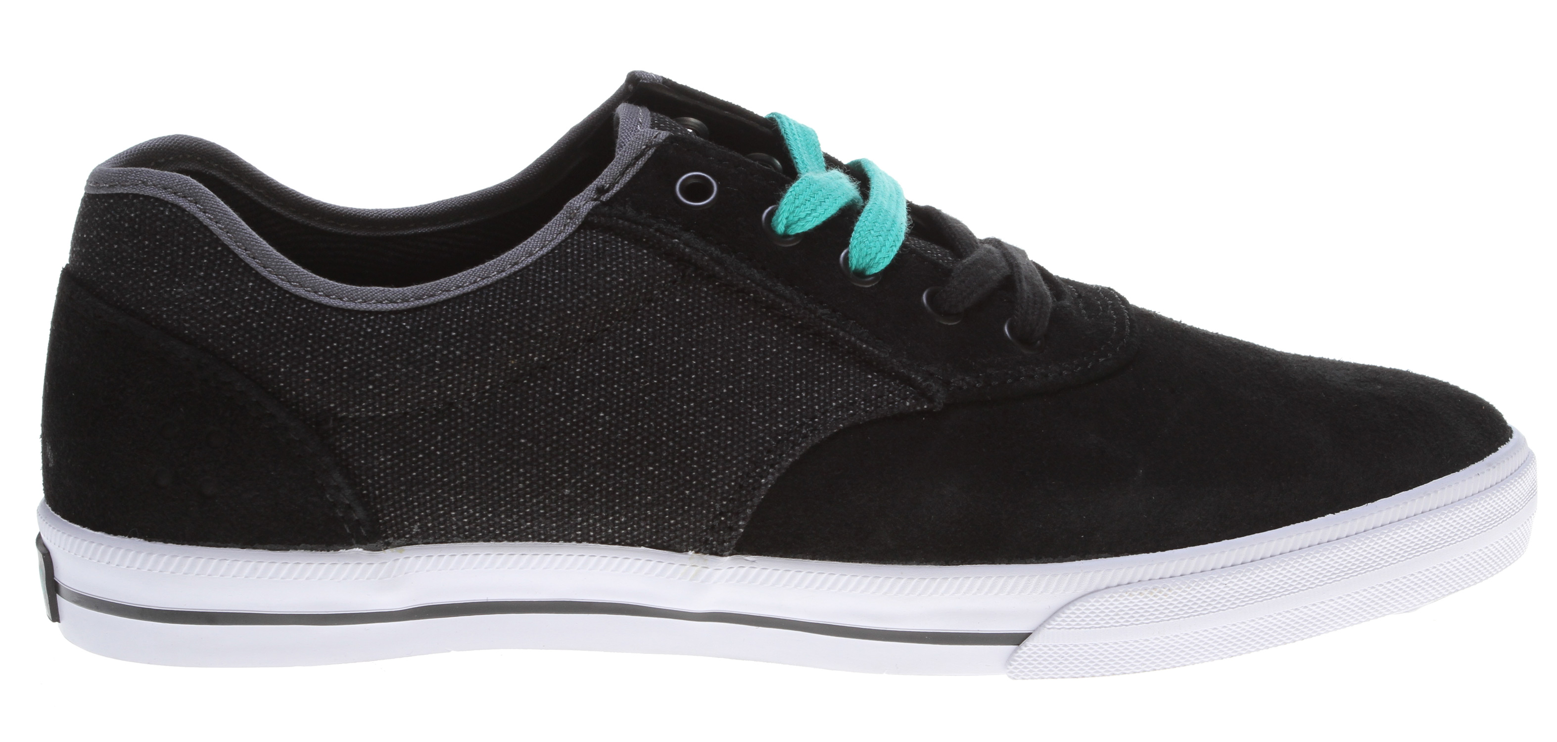 Skateboard Key Features of the Gravis Arto Skate Shoes: Premium Suede And Canvas Upper Poron Foam Is Loaded Inside The Sole Cloud 9 PU Footbed Breathable Mesh Lining High Traction Rubber Outsole Two Laces - $49.95