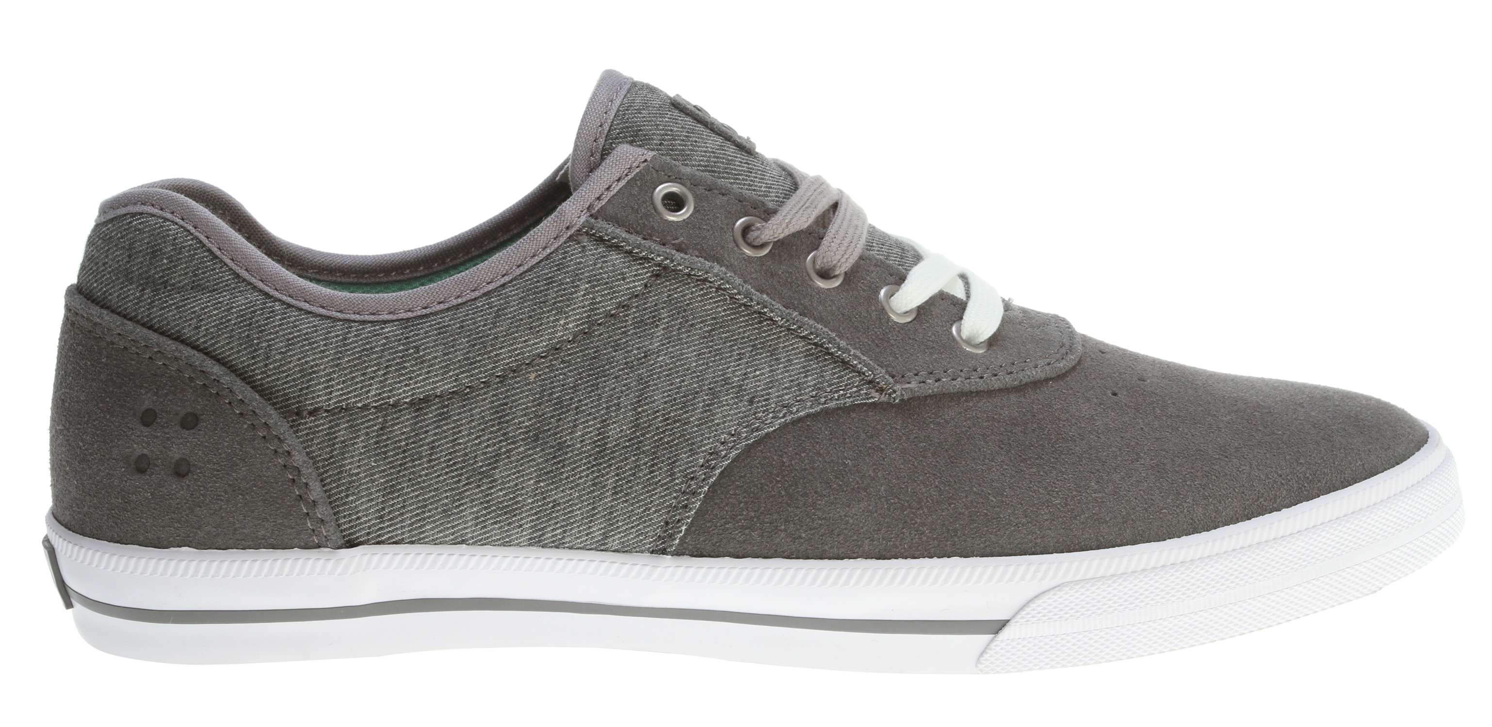 Skateboard Key Features of the Gravis Arto Skate Shoes: Premium Suede And Canvas Upper Poron Foam Is Loaded Inside The Sole Cloud 9 PU Footbed Breathable Mesh Lining High Traction Rubber Outsole Two Laces - $48.95