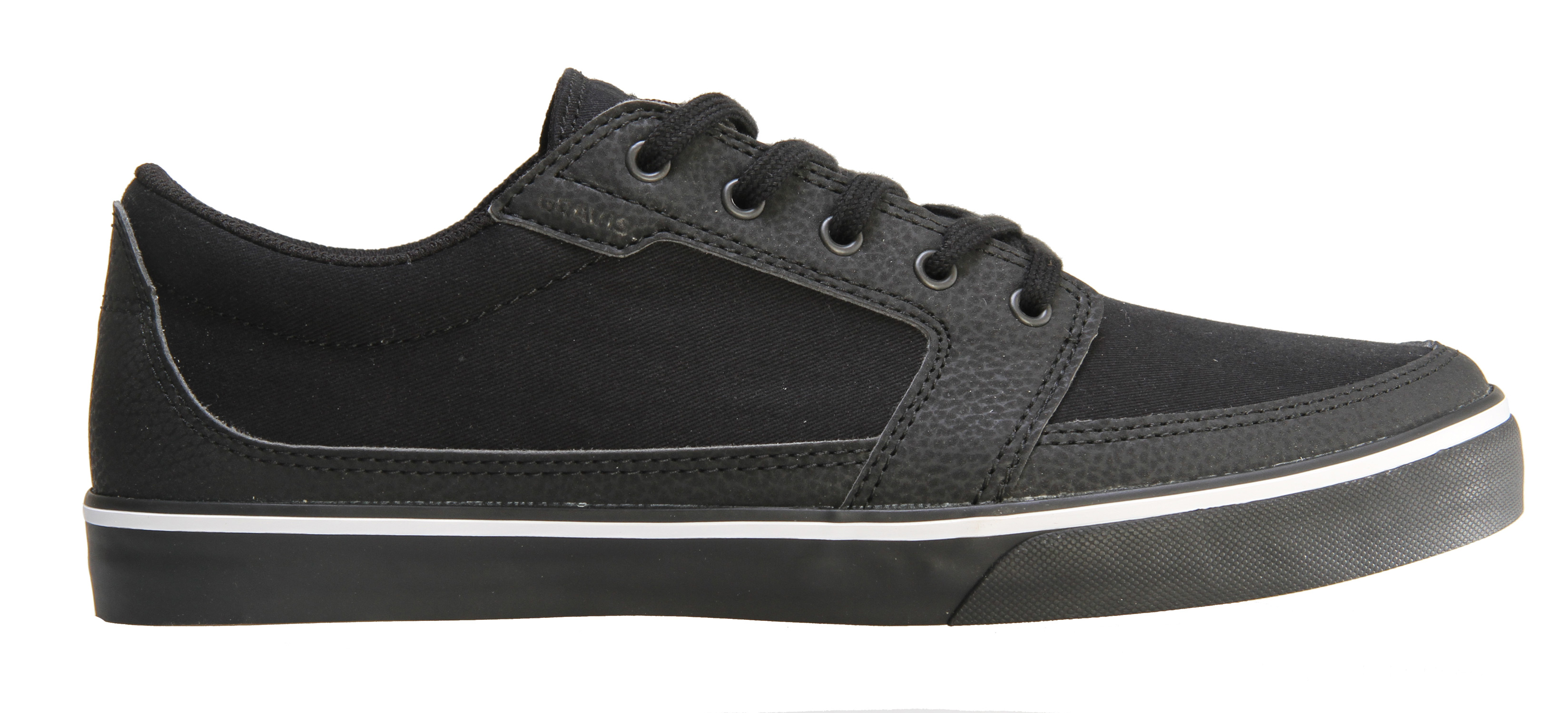 Skateboard Gravis Lowdown Skate Shoes - $48.95