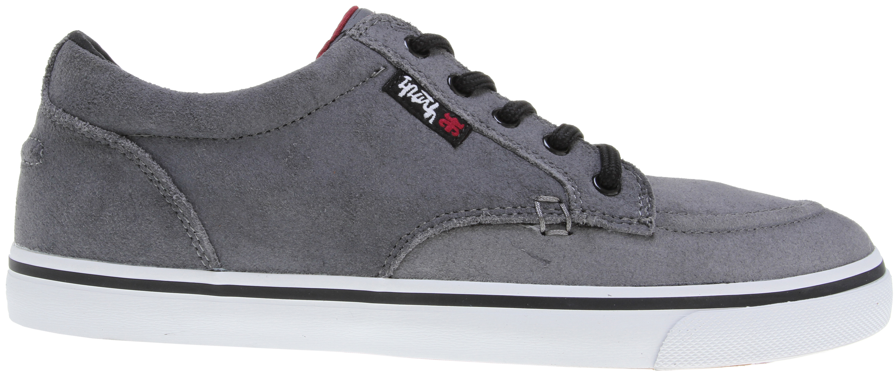 Skateboard The Artisan S is an evolution of the original Artisan, a workboot inspired skate model. This new version features a slimmer overall look with a low profile vulcanized outsole.Key Features of the Ipath Artisan S Shoes: Sticky-icky rubber Dual-density skate insole Durable suede and waxed canvas Leather laces - $48.95