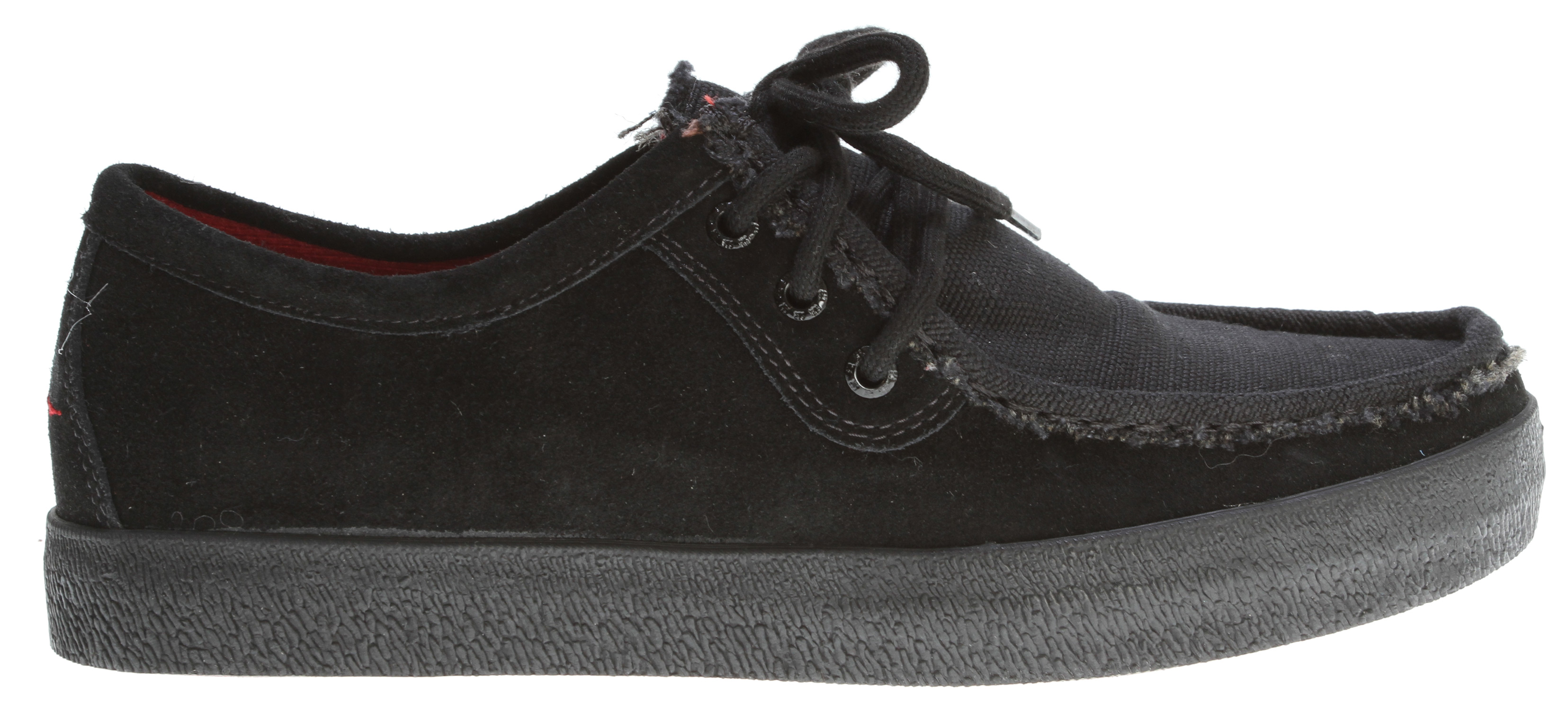 Skateboard The Ipath Cats Skate Shoes Shoe is a classic, true piece of IPATH'S heritage. They pulled out all the stops for this cult classic and made versions in high end black leather with sherpa lining and a brown nubuck. - $41.97