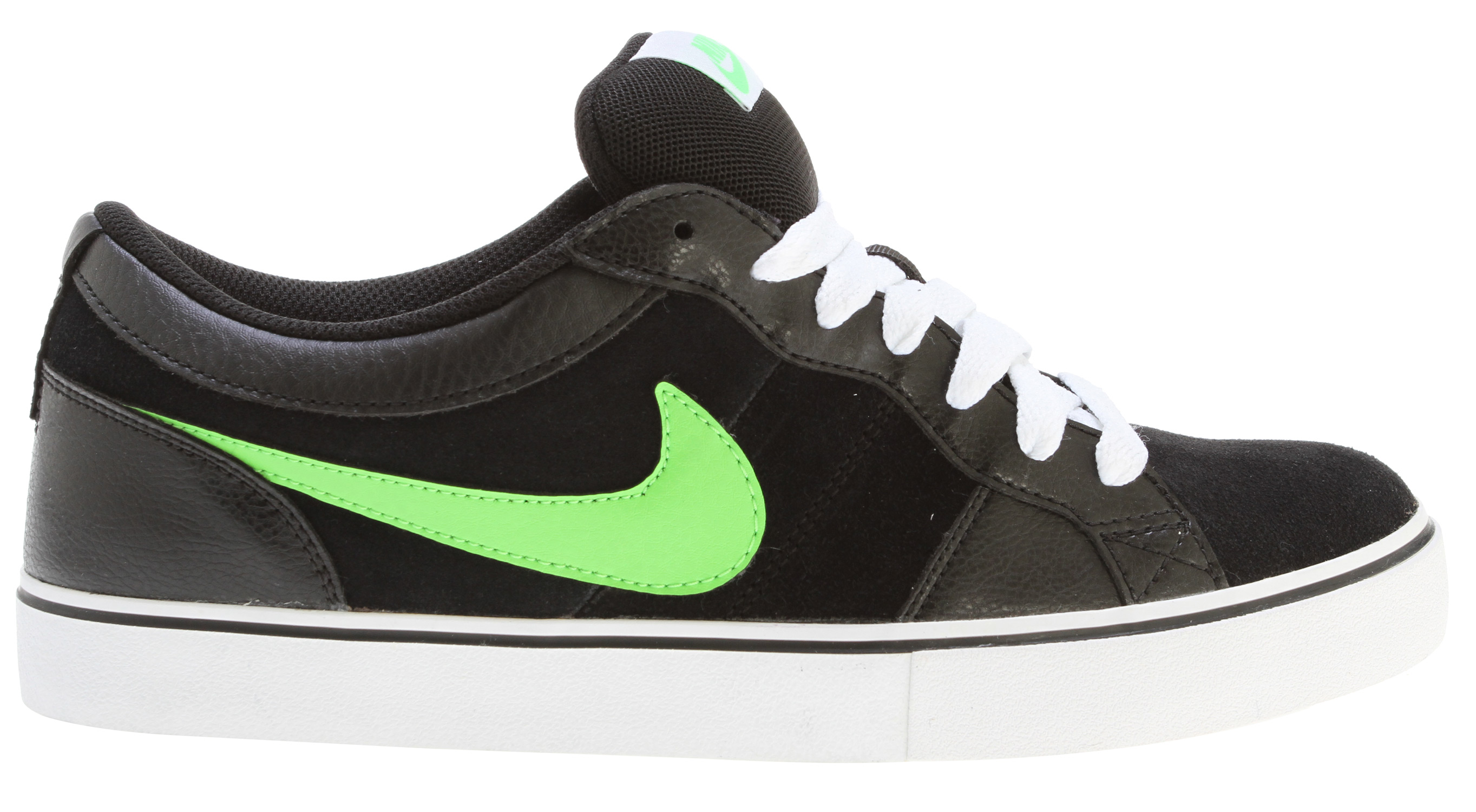 Skateboard Key Features of the Nike 6.0 Isolate Skate Shoes: MIDSOLE: Phylon midsole for comfort. OUTSOLE: Rubber outsole for durability and support. Classic skate look with great material and color applications. UPPER: Suede, leather and Nubuck materials. - $64.95