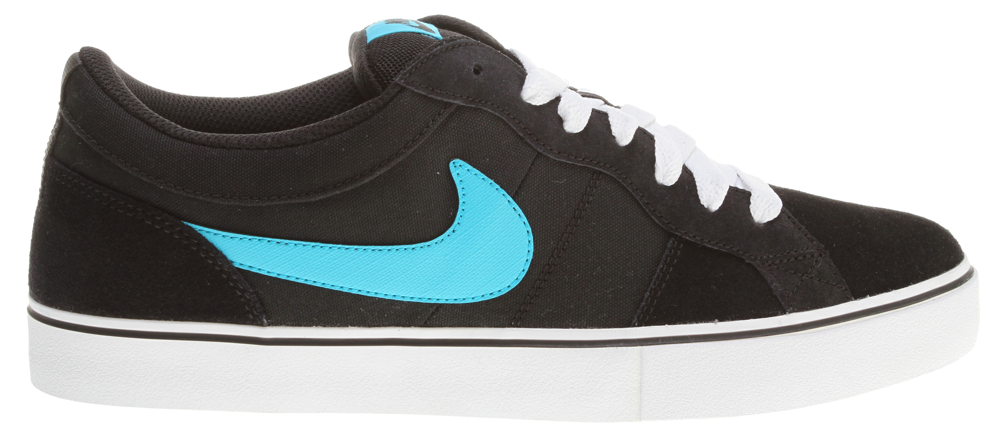Skateboard Key Features of the Nike Isolate Skate Shoes: MIDSOLE: Phylon midsole for comfort. OUTSOLE: Rubber outsole for durability and support. Classic skate look with great material and color applications. UPPER: Suede, leather and Nubuck materials. - $44.95