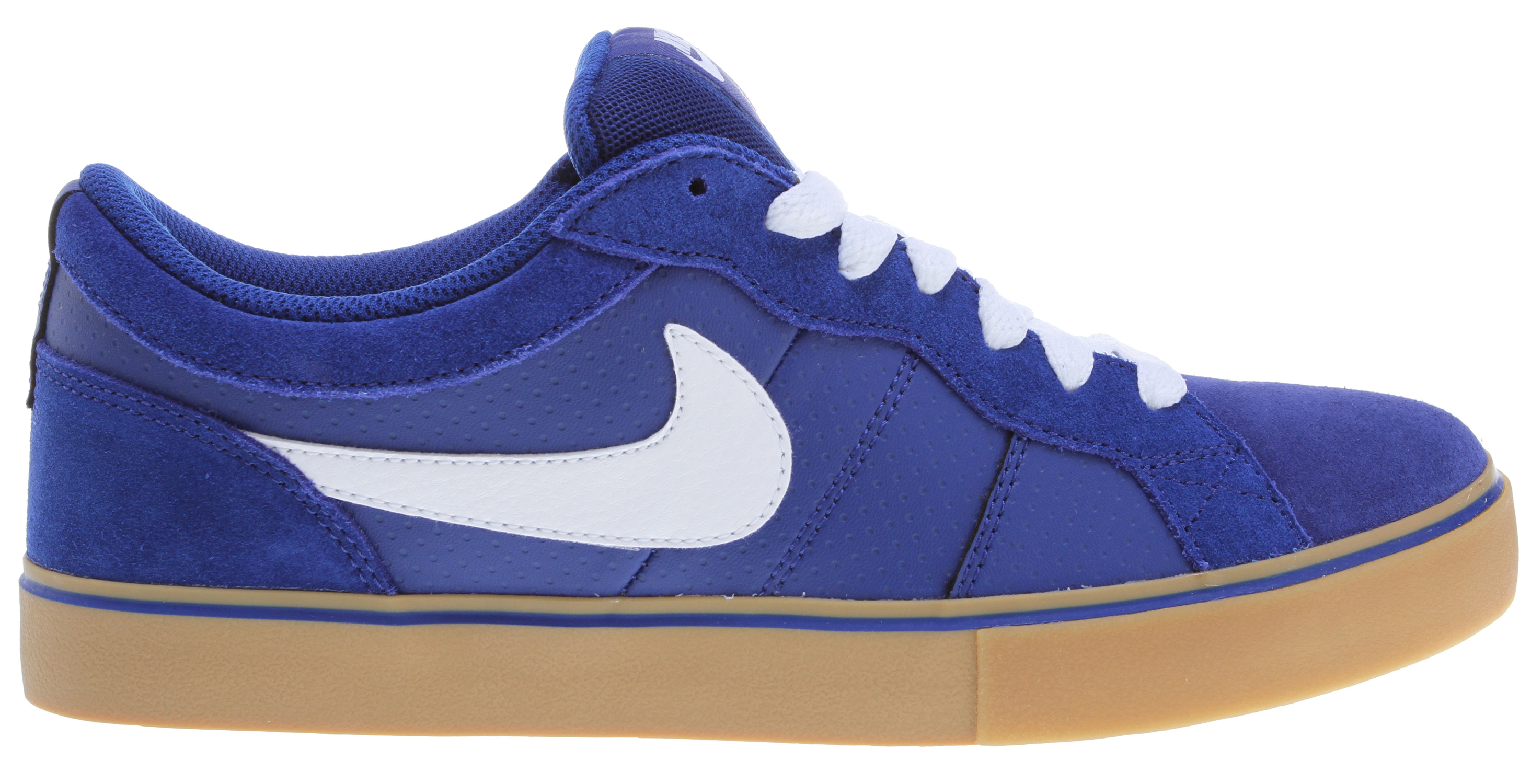 Skateboard Key Features of the Nike Isolate Lr Shoes: MIDSOLE: Phylon midsole for comfort OUTSOLE: Rubber outsole for durability and support Classic skate look with great material and color applications UPPER: Suede, leather and Nubuck materials. - $45.95