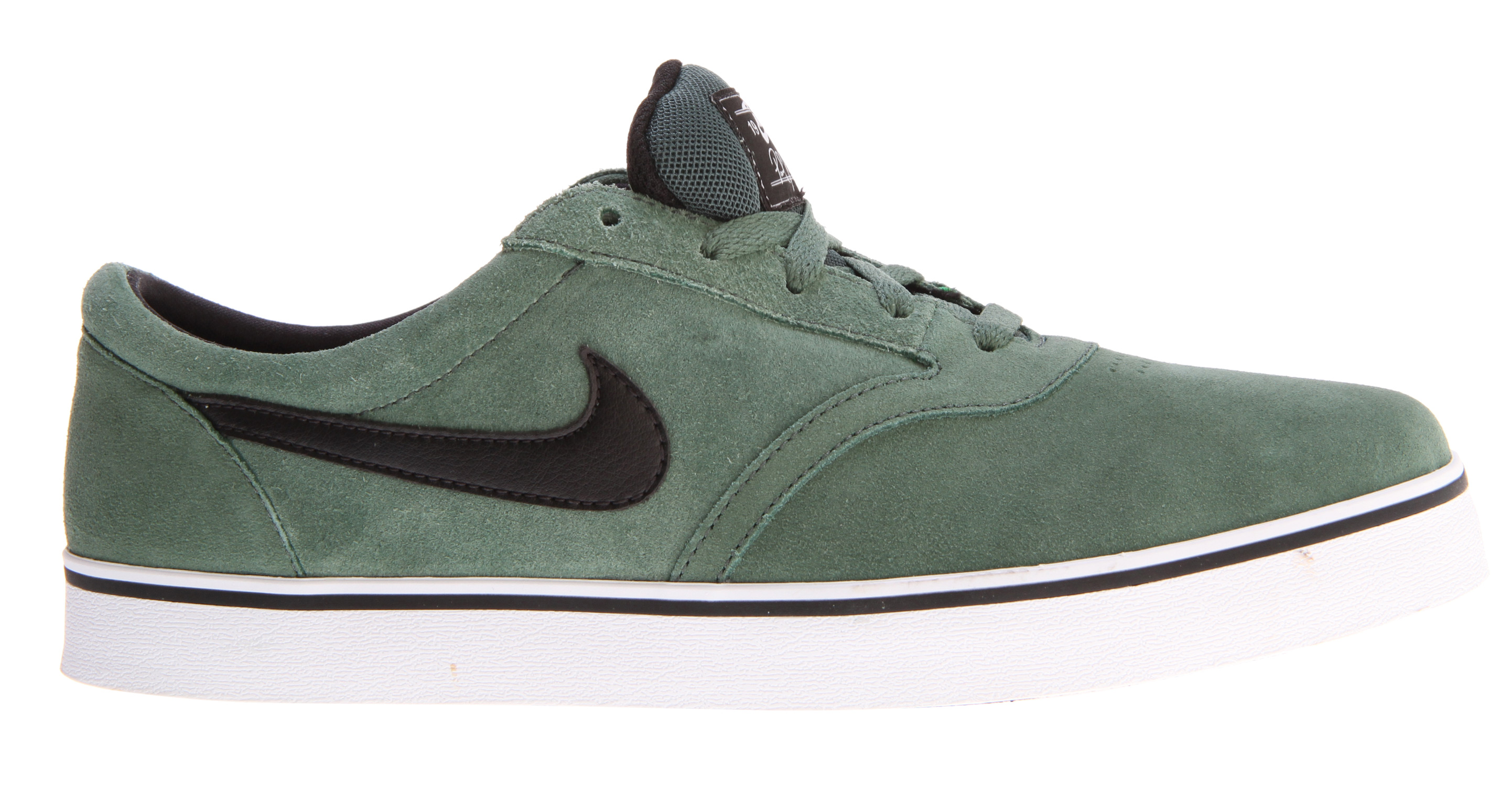 Skateboard A fresh twist on the P-Rod IV, the Nike SB Vulc Rod Men''s Shoe is a vulcanized version with a leaner profile and ultra-durable rubber all the way around.Key Features of the Nike Vulc Rod Skate Shoes: Suede upper for a comfortable fit and premium look Vulcanized rubber midsole for enhanced durability Herringbone traction pattern at the outsole for traction on a variety of surfaces - $51.95