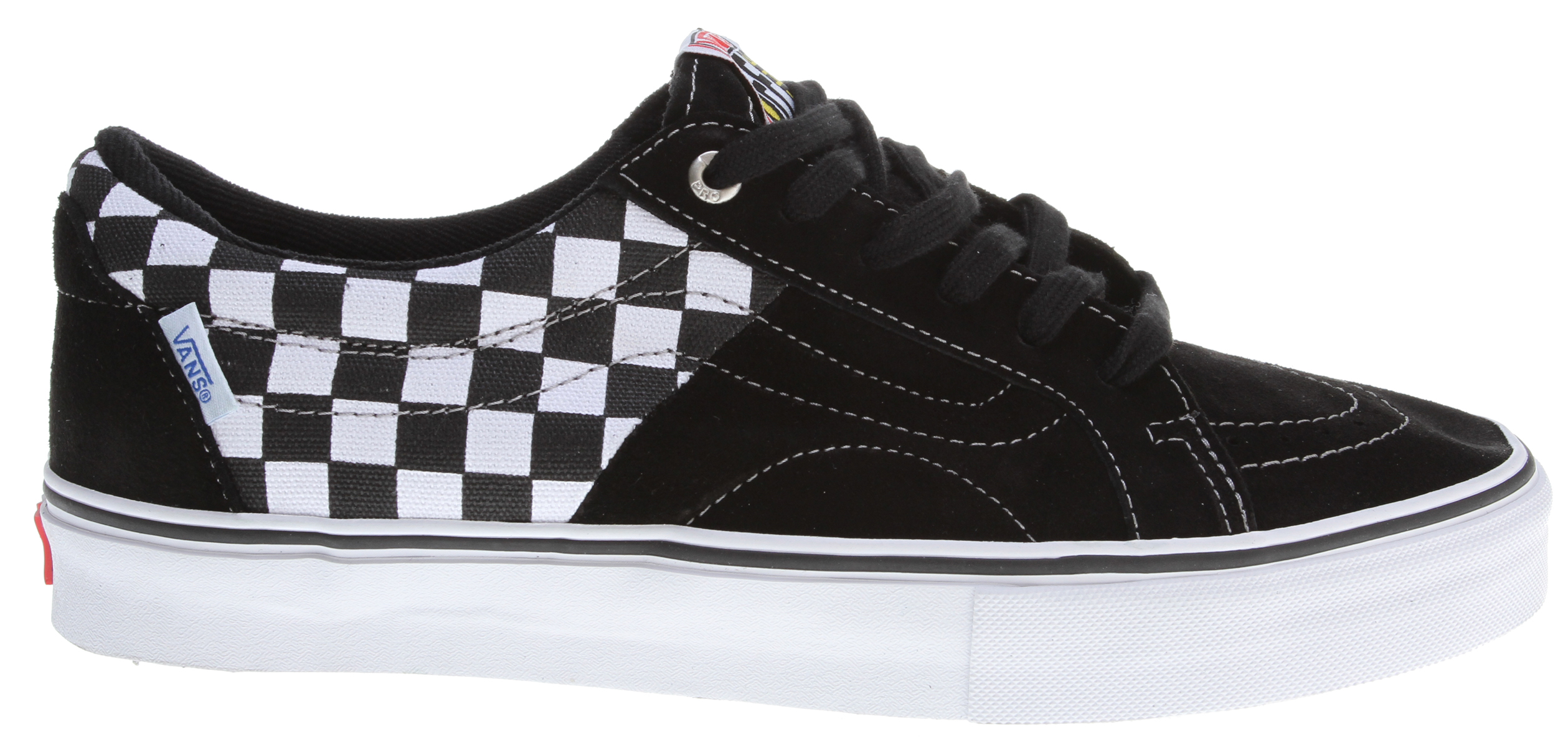Skateboard Key Features of the Vans AV Native American Low Skate Shoes: PRO VULC Construction ORTHOLITE Cushioning Vans ORIGINAL WAFFLE Outsole FLEX & FIT Upper - $41.95