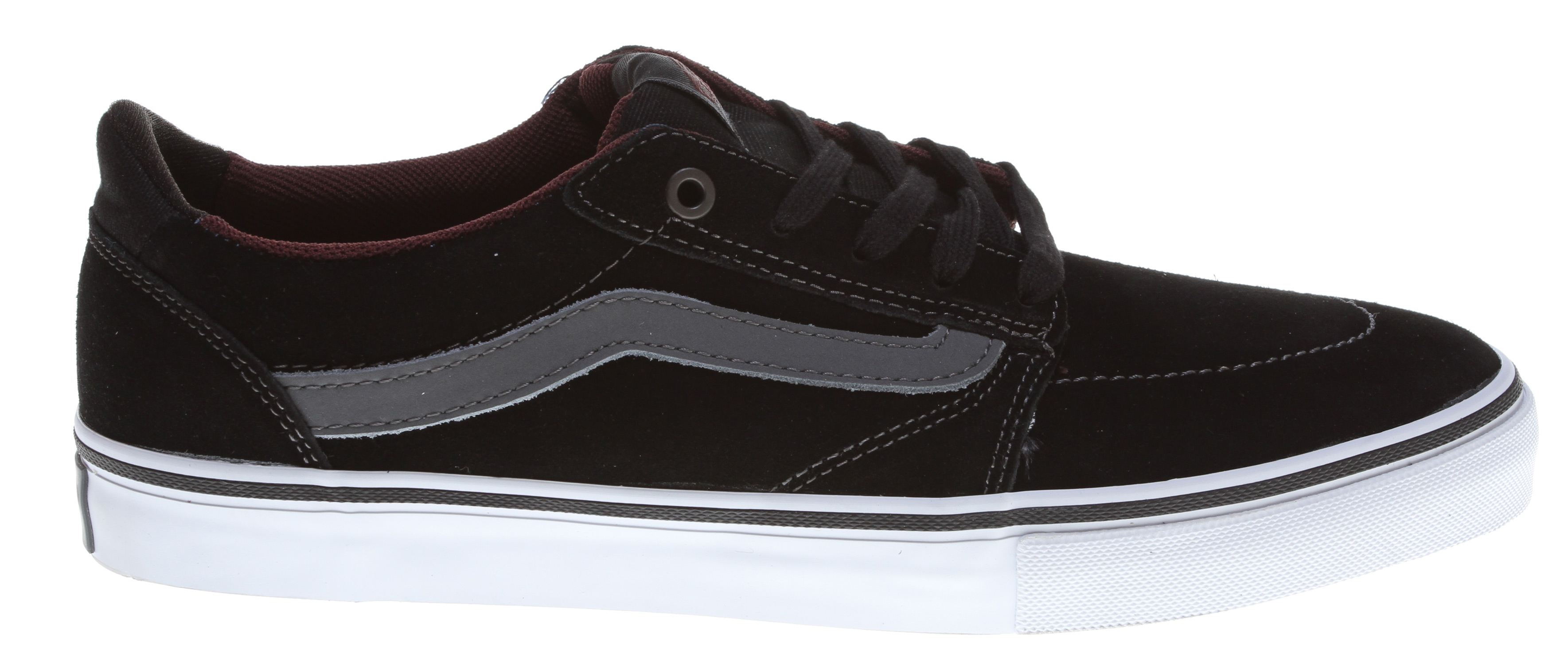 Skateboard Key Features of the Vans Lindero Skate Shoes: PRO SKATE Vulc Construction Co-Molded PU Cushioning Vans Original Waffle Gum Rubber Outsole - $45.95