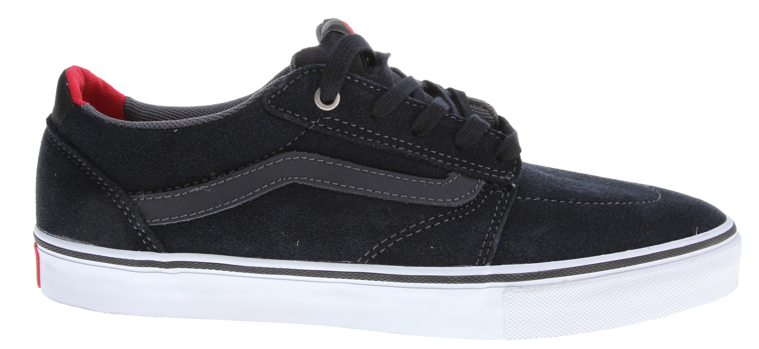 Skateboard Key Features of the Vans Lindero Skate Shoes: PRO VULC Construction CO-MOLDED PU Cushioning Vans ORIGINAL WAFFLE Outsole - $45.95