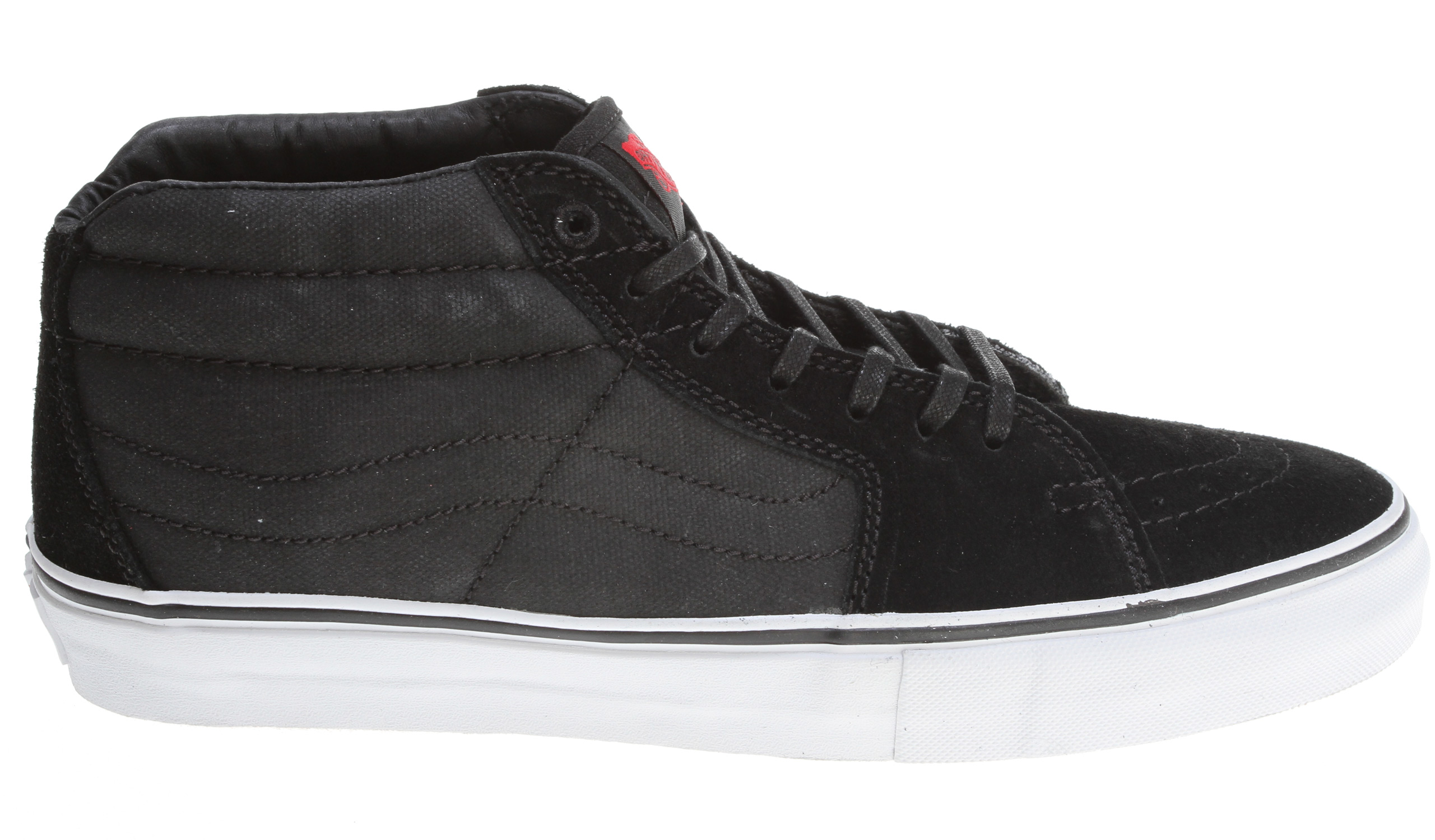 Skateboard Veteran pro skater Jeff Grosso brings you these brand new signature performance kicks. They provide the timeless style of the Sk8-Hi with up-to-the-minute construction features that offer new heights in comfort, foot support, and durability. - $51.95