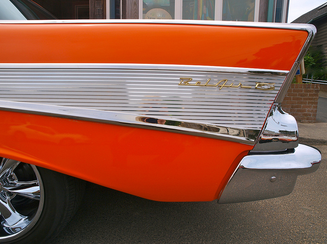Auto and Cycle Orange Bel-Air