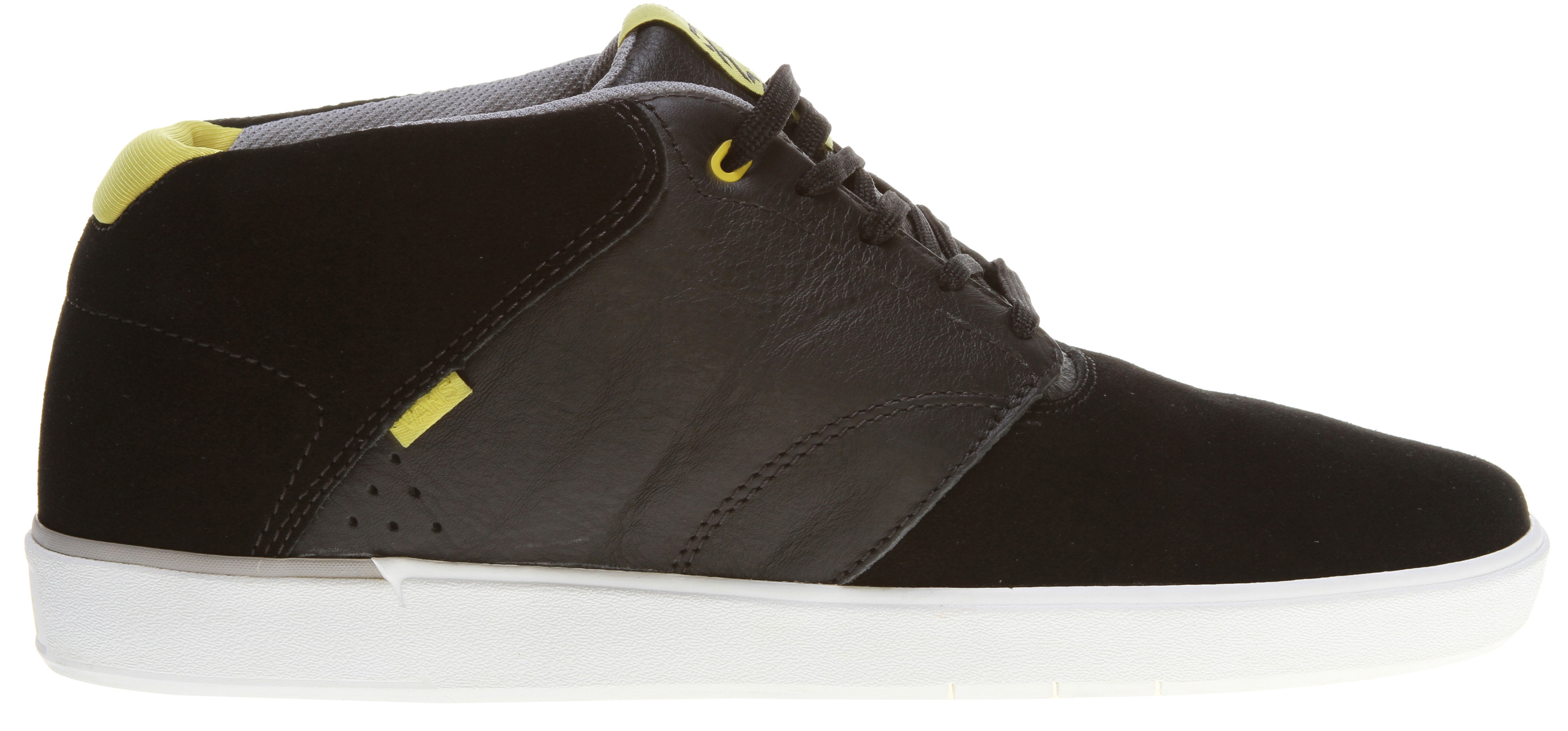 Skateboard Contemporary take on a timeless mid-top* ActionFit * WaffleFlex * UltraCush Lite midsole * PleasureCuff - $46.95