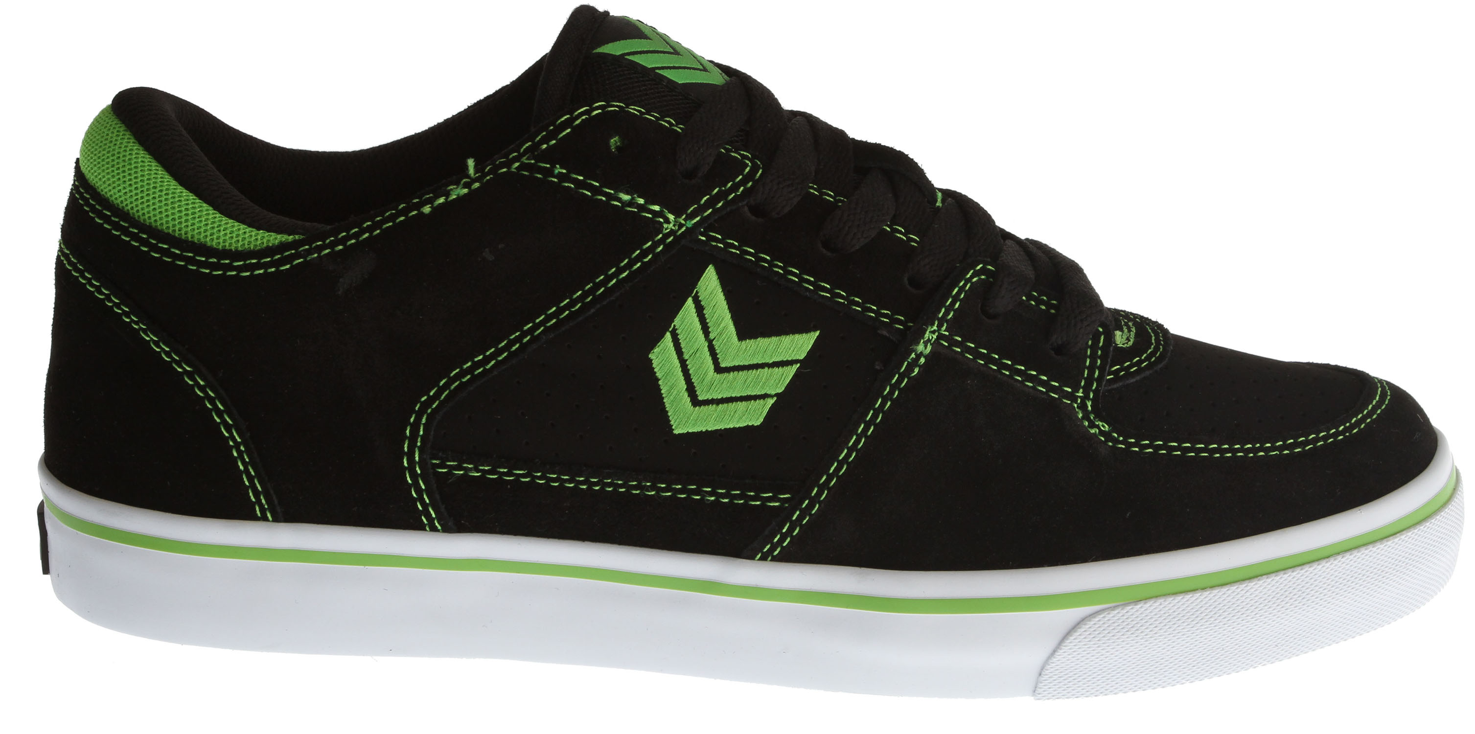 Skateboard Key Features of the Vox Trooper+Relief Skate Shoes: Vulcanized Construction Synthetic and Suede Upper Gum Rubber Outsole I.R.S. Gel System Shocksorb EVA Insoles - $29.95