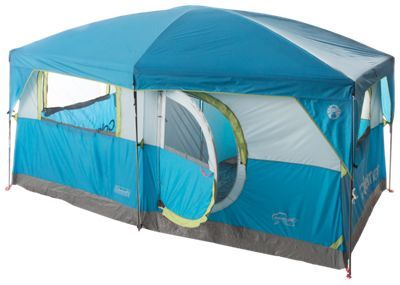 sc 1 st  Thrill On & Coleman Alder Creek 8-Person Cabin Tent - $259.99 - Thrill On