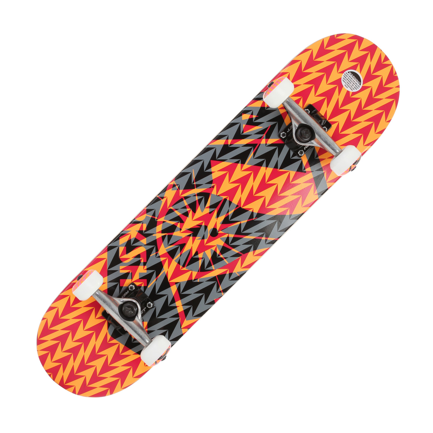"Skateboard The OG spits hot fire like Dylon. Key Features of the Alien Workshop OG Voltage Skateboard Complete: Complete: 31"" long x 7.75"" wide. - $99.95"