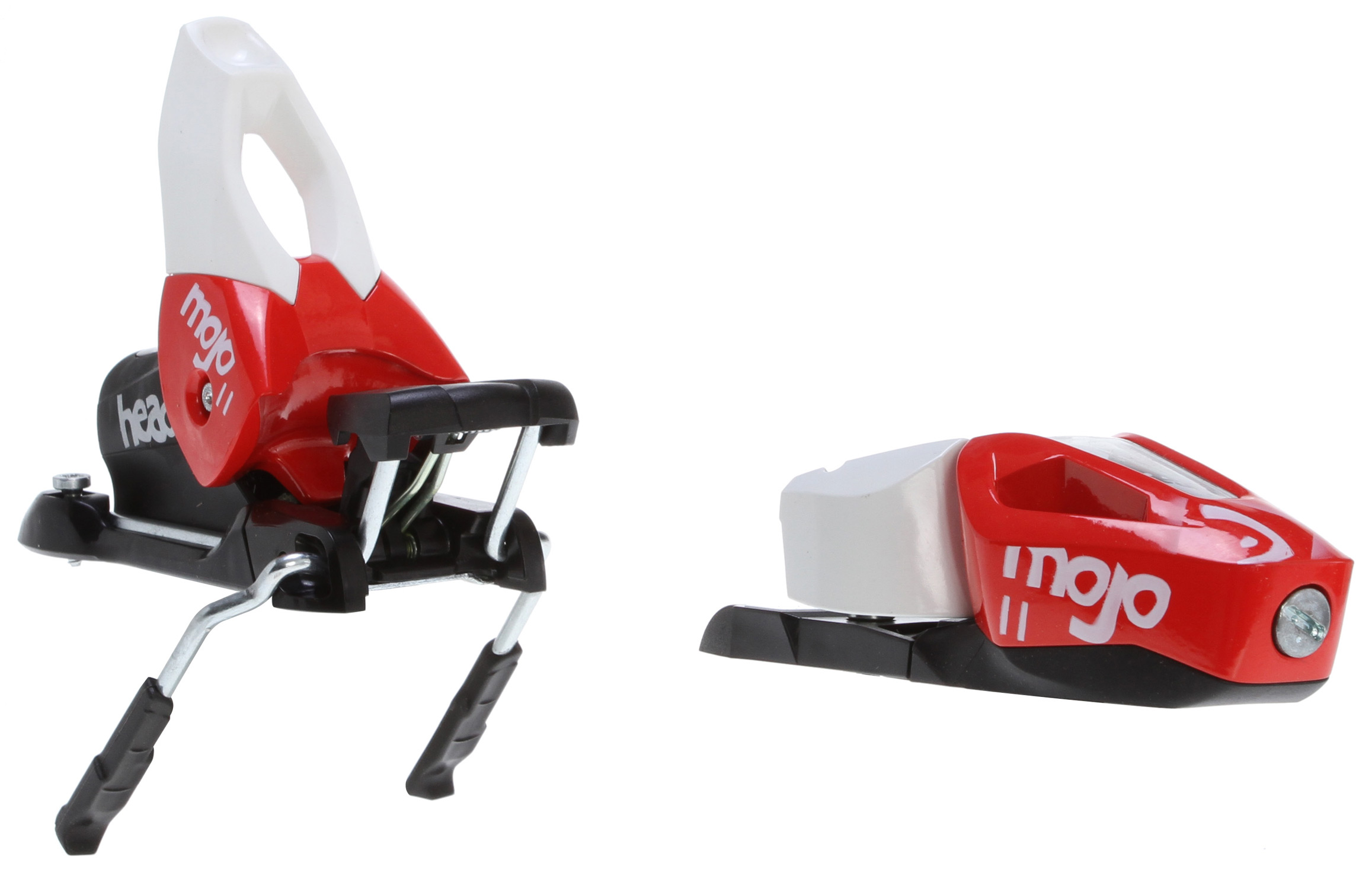 Ski Key Features of the Head Mojo 11 Wide FR Ski Bindings: SX Toe with TRP System Full Diagonal Teflon Wide SX Heel Dura-Coating Stand Height: 21.0mm Weight: 1670 g - $103.95