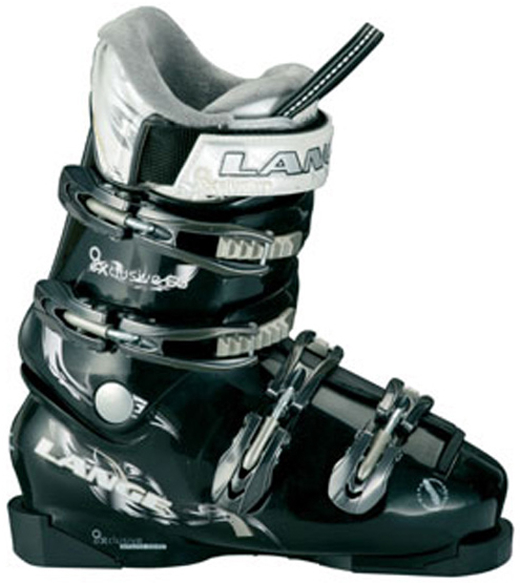 Ski Every skier knows that boots are extremely important. Without a good pair you could have sore feet by the end of the day, or even worse, one of your skis could come detached and lead to a fall and injury. Do not settle for anything but the best. Consider a pair of Lange Exclusive 60 Ski Boots for the best experience on the mountain no matter if it is your first time on the slopes or you are a seasoned veteran. You owe it to your feet.Key Features of the Lange Exclusive 60 Ski Boots: 99mm Last Flex: 60 - $148.95
