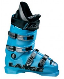 Ski The Lange World Cup Team ski boot is for young racers with an excellent level. - $199.95