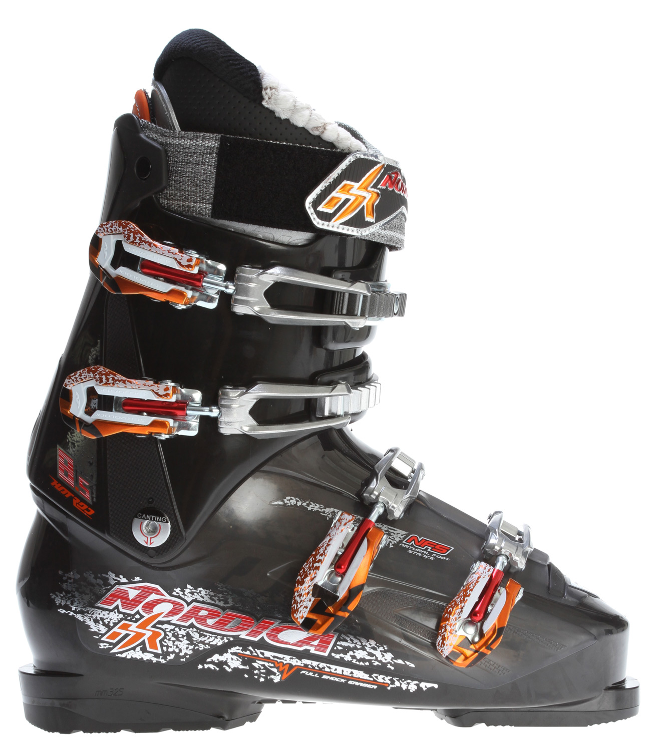 Ski Nordica Hot Rod 8.5 Ski Boots - $199.95