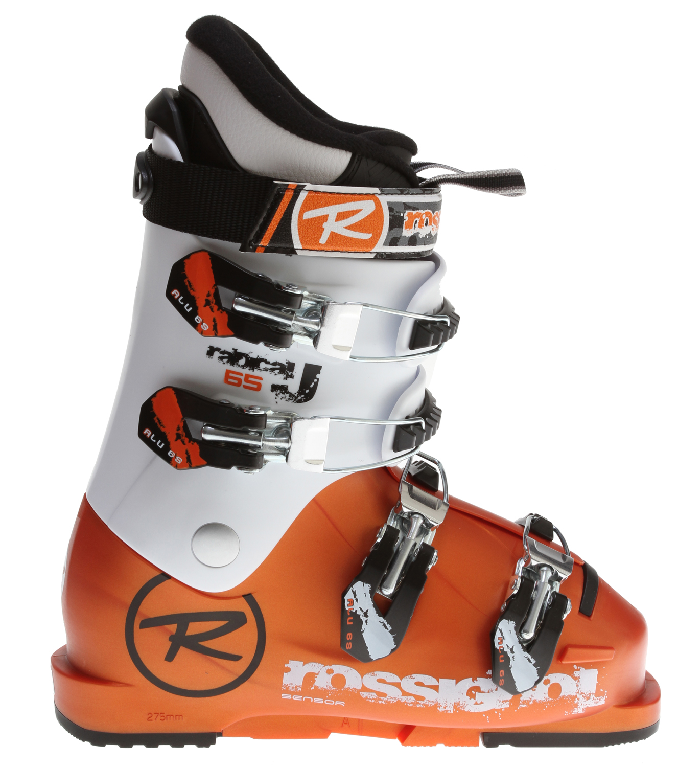 Ski The Radical Pro 65 is specifically for junior racers with an easy-to-flex, mechanically-hinged design. The progressive 65 flex makes this the ideal boot for J5 and J4 young racers to perfect their skills.Key Features of the Rossignol Radical Jr 65 Ski Boots: Flex index 65 Shell specification POLYURETHANE Bootboard PU Cuff specification POLYOLEFINE Liner - technology SPORT FIT Buckles - material 4 MICRO - 100 % ALUMINIUM Power strap 28mm over 22 - $99.95