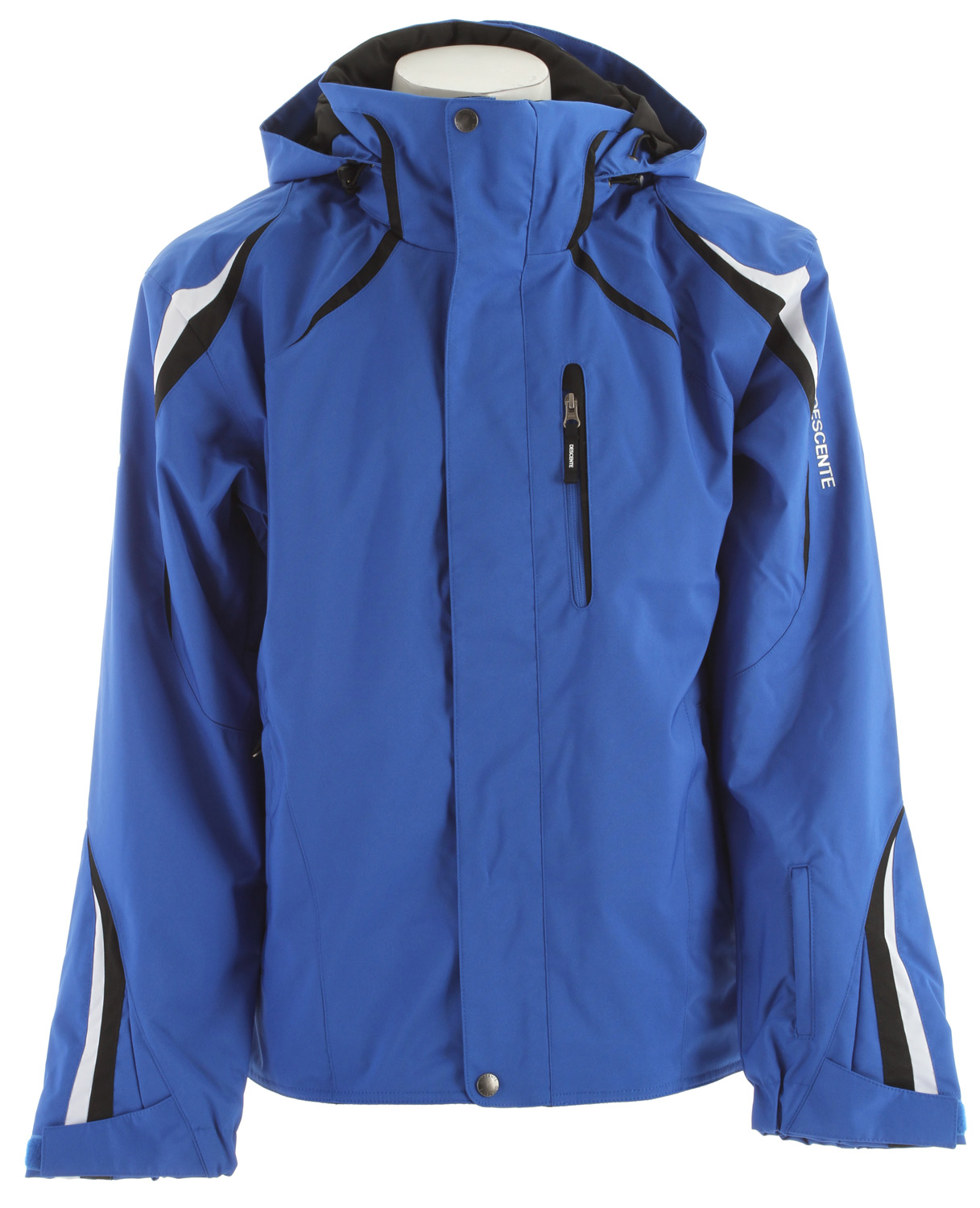 Ski Key Features of the Descente Course Ski Jacket: Oxkin Outer fabric Heatflex 40 - $201.95