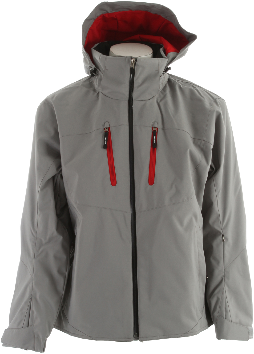 Ski Key Features of the Descente Guide Ski Jacket: Oxkin Outer fabric Heatflex 40 - $216.95
