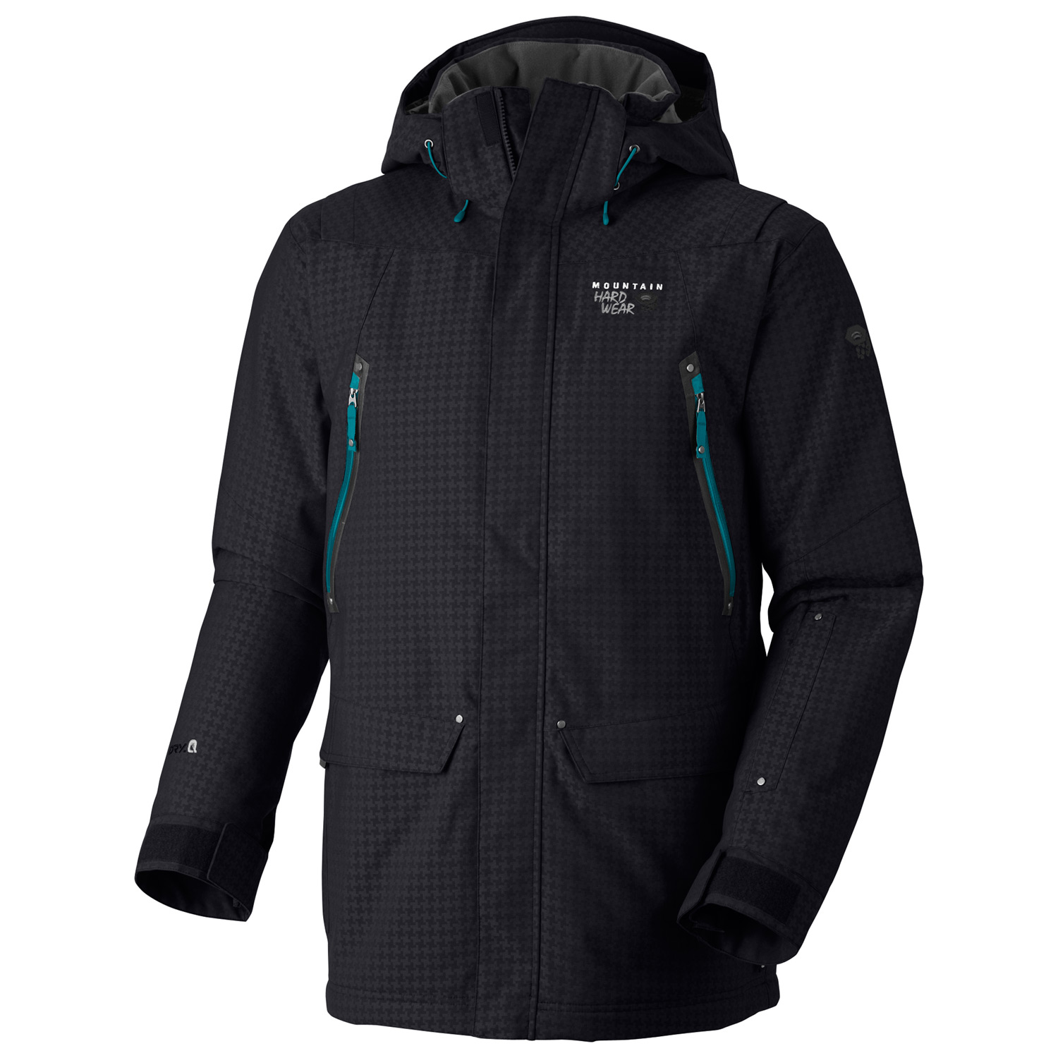 Ski Waterproof and warm, with variable synthetic insulation in the body and sleeves. This jacket is the perfect companion on the ski hill. - $227.95