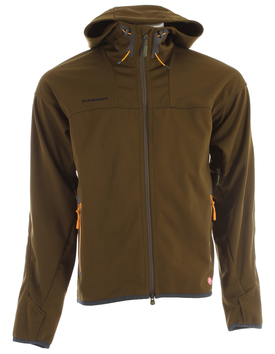 Ski Mammut Ultimate Hoody Softshell Ski Jacket - $206.95
