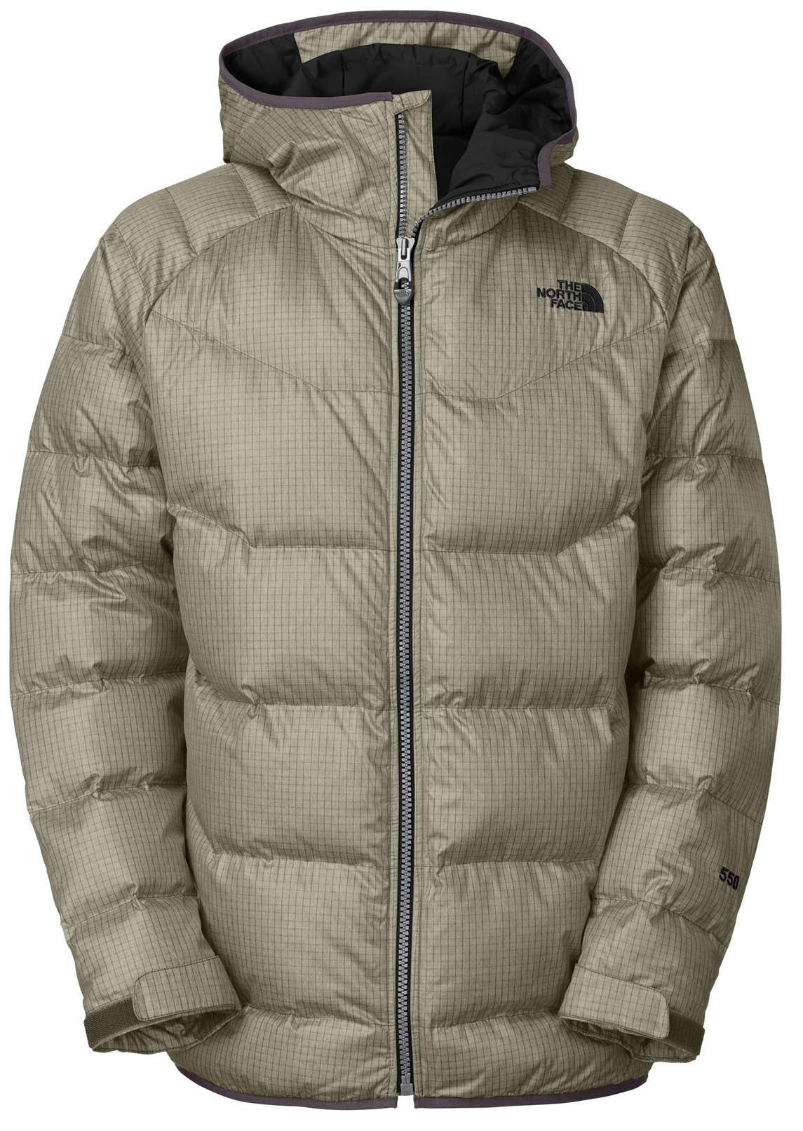 "Ski A lightweight, down riding jacket with a water-resistant, breathable ripstop shell and a snap-away powder skirt for going in deep. Key Features of The North Face Landover Down Ski Jacket: Avg Weight: 794 g (28.01 oz) Center back: 30.25"" Fabric: shell: 2L ripstop with DWR Lining: taffeta Insulation: 550 fill down Water-resistant, breathable Adjustable fixed hood Handwarmer zip pockets Internal media security pocket Internal goggle pocket Snap-down powder skirt with elastic gripper Hook-and-loop adjustable cuffs - $173.95"
