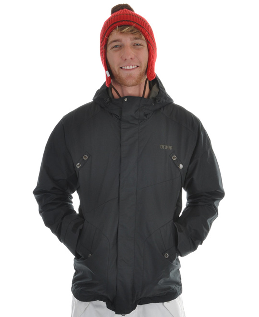 Ski This Orage Ski jacket is the perfect combination of style and versatility. The durable outer shell will protect you from the elements while staying breathable so you don't overheat on the slopes. The large pockets are perfect for taking anything you may need to bring with you up on the slopes. The exact seams will give you a wide range of motion so you can make quick moves and don't feel trapped in your jacket. The insulation won't weigh you down so you can feel free while skiing. This is a great choice for anyone looking for a stylish yet durable jacket.Key Features of the Orage Sidney Ski Jacket:  15,000m waterproofing  15,000gm Breathability  Strategically Sealed Seams  2 Way Pit Zips  Stretch Powder Skirt  Hand Gators  Adjustable Cuffs - $173.95