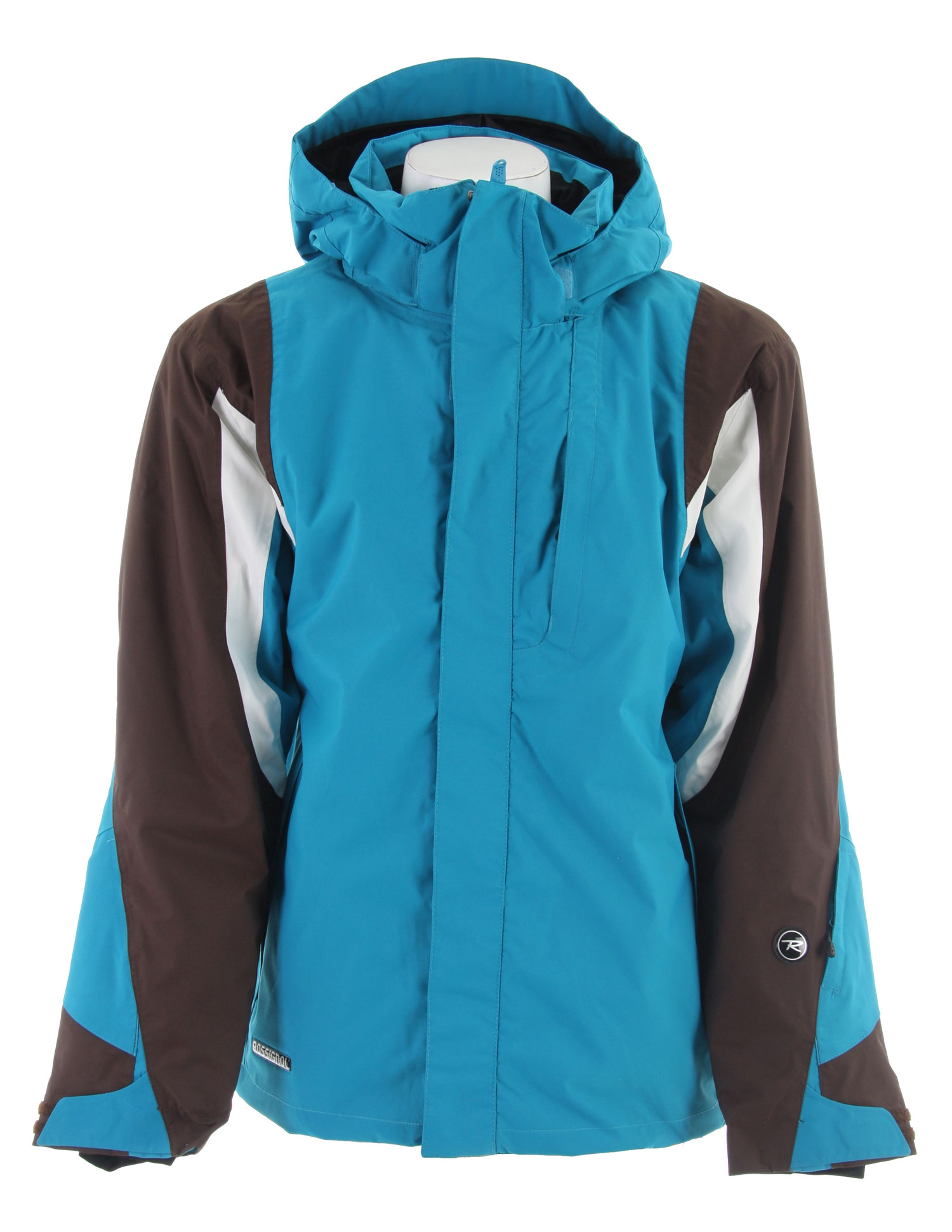 Ski The Rossignol Frontside Ski Jacket is a fantastic ski jacket made from 100% real polyester. The polyester makes it an extremely comfortable and sleek jacket. The long sleeves will help keep you warm and keep the cold air outside of your jacket where it belongs. Its comfortable but sleek design will have people taking a second glance at this cool and effective ski jacket. It packs a whole lot of features into a very affordable package!Key Features of the Rossignol Frontside Ski Jacket: 10,000mm Waterproof 10,000g Breathability Diamond Content: 100% Polyester Finish: Milky Coating Lining: Body 100g/Sleeves 80g - $164.95