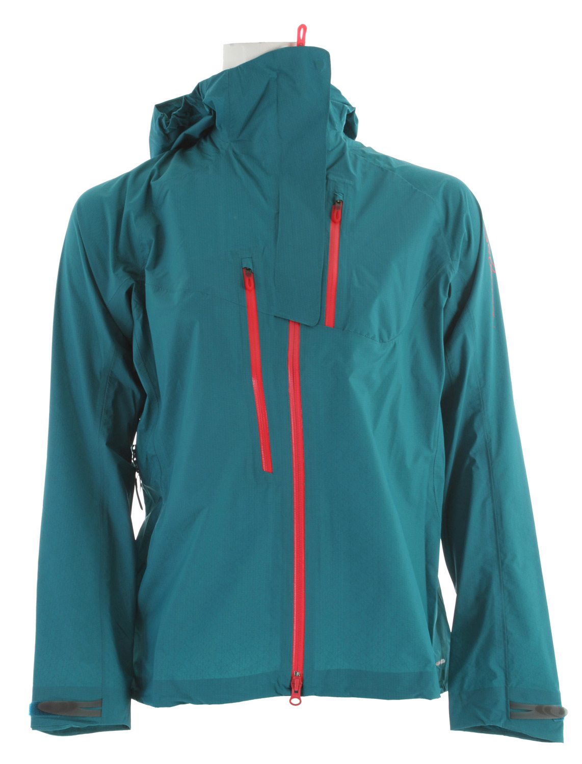 Ski Maximum weather protection, minimum weight. This ultra-packable shell includes pit zips and a large collar for comfort and protection.Key Features of the Salomon Minim Shell Ski Jacket: 2 Chest Pockets Air Vent System Emergency Hood climaPRO SB Ripstop 2.5L ACTIVE FIT - $76.46