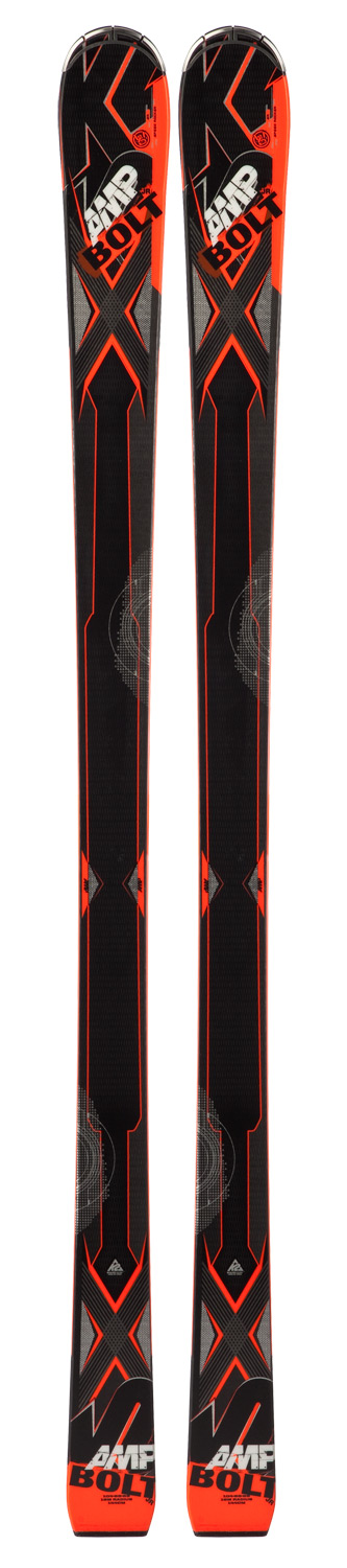 Ski The Bolt Jr. is for those kids who are focused on one thing: speed. This ski's Speed Rocker tip, narrow waist and energy transfering Hybritech Sidewall construction will have the junior chargers skiing circles around other racers, and maybe even their parents, too.Key Features of the K2 Bolt Jr Skis w/ Marker Fastrak2 7.0 Bindings: Dimensions: 104/68/88 Speed Rocker Groomed: 80% Ungroomed: 20% Radius: 16m@144cm Hybritech Sidewalls Triaxial Braid Aspen Core Triaxial Braid Wood Core - $268.95