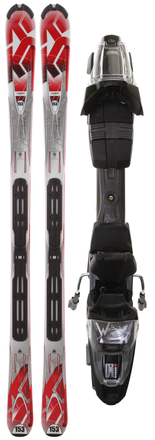 Ski Built with Catch Free RockerKey Features of the K2 Strike Skis w/ Marker Fastrack 2 10.0 Bindings: PERFORMANCE: groomed 80%/ungroomed 20% Torsion Box Composite Cap Aspen Core RADIUS: 16m @ 167 MOD technology Tip Protector Tip: 112 Waist: 70 Tail: 97 - $233.95