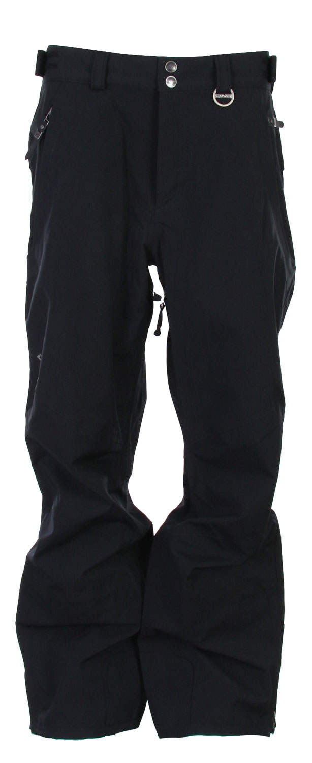 Ski The DNA Louie Louie Pants are a nice blend of style and function. These ski pants are a favorite among boarders because they are extremely light and very well ventilated giving the user comfort and mobility. Ventilation is an important aspect to consider when choosing a pant since those that are not well ventilated can cause a lot of heat and moisture build-up after prolonged activity and can become very uncomfortable. Along with ventilation, the pants offer a nearly waterproof three-layer shell that is more than sufficient for protection against the elements. The DNA Louie Louie Pants are a smart and affordable choice for any snowboarder looking for new apparel.Key Features of The DNA Louie Louie Pants:  3 Layer Shell  Perfect Seam Seal  Edge Guard  Ventilation - $225.95