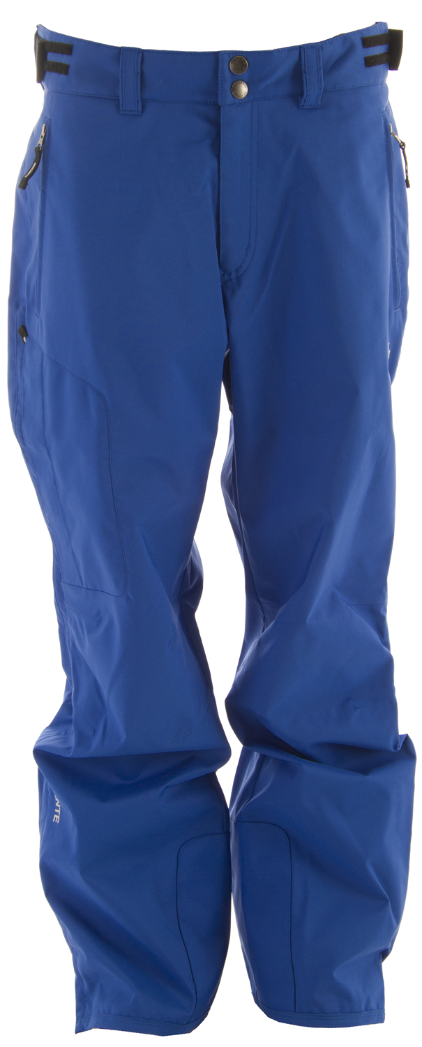 Ski Key Features of the Descente Best Ski Pants: Oxkin Outer fabric Shell - $139.95
