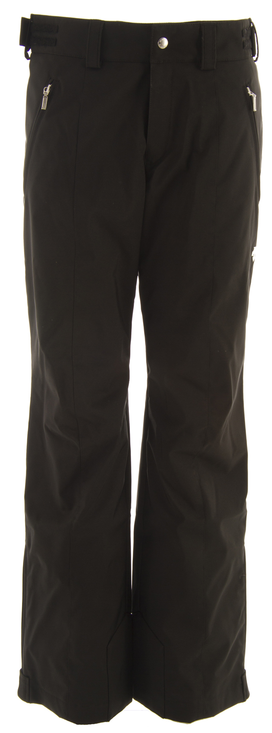 Ski Key Features of the Descente Elle Ski Pants: Oxkin Outer fabric Heatflex 40 Relaxed Fit - $129.95