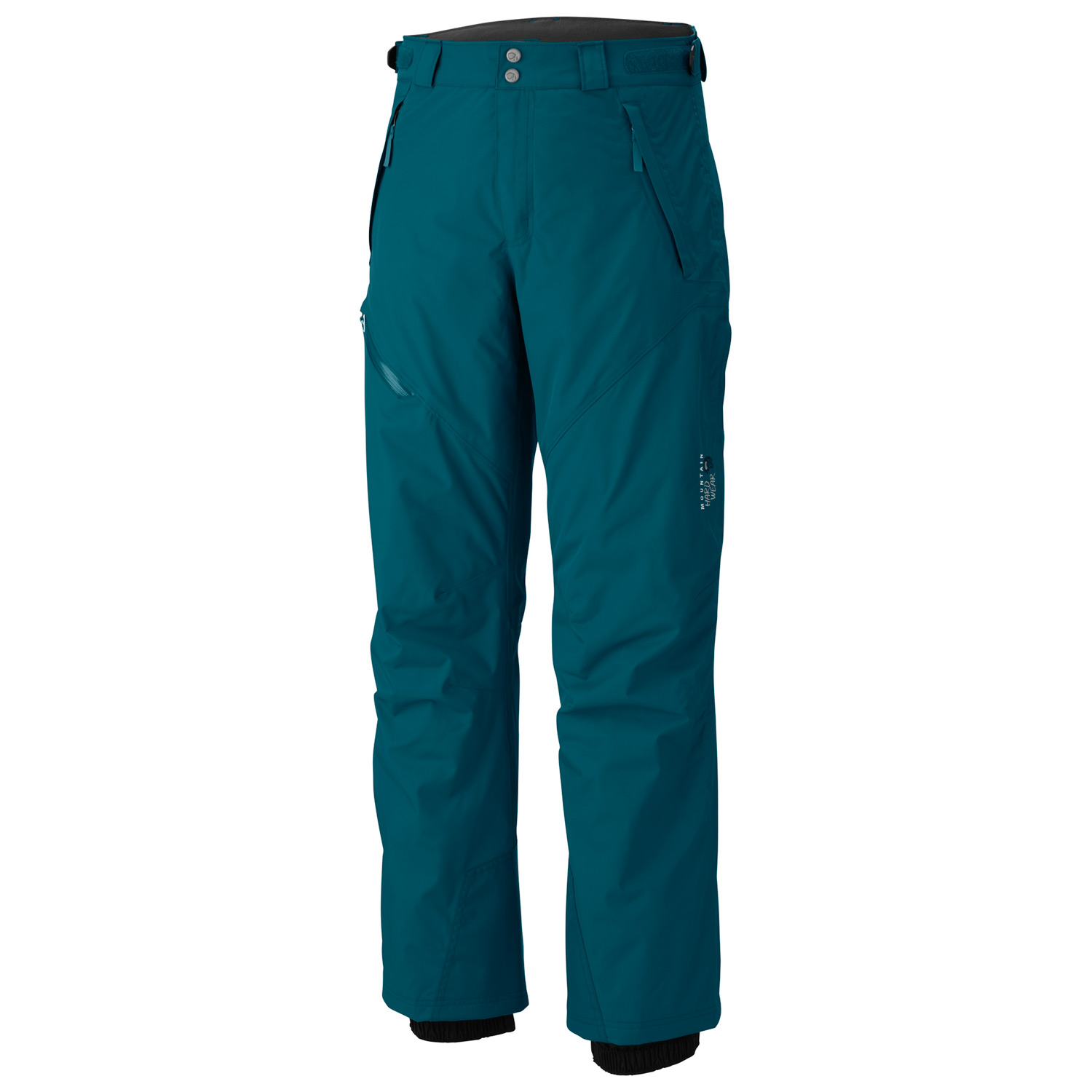 Ski Lap on: Lightweight, with great breathability so you won't sweat out. Thigh vents, edge guards and powder cuffs with bonus fleece lined hand pockets. A reliable, waterproof and windproof ski shell pant with zippered thigh vents to keep you cool on long tram rides. - $115.95