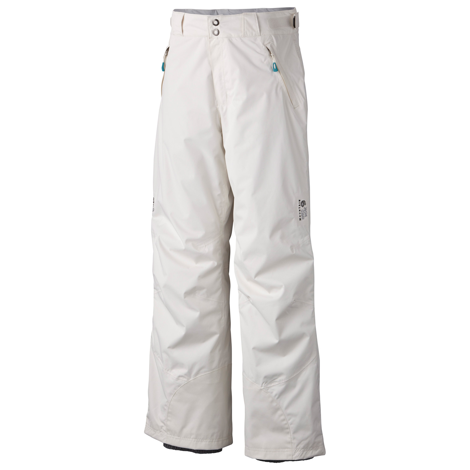 Ski Lap on: Lightweight, with great breathability so you won't sweat out. Thigh vents, edge guards and powder cuffs with bonus fleece lined hand pockets. A reliable, waterproof and windproof ski shell pant. - $115.95