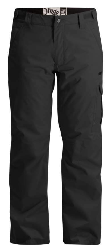 Ski Key Features of the Orage Benji Shell Ski Pants: 10,000mm Waterproof 10,000g Breathability Prime 10 Twill 2 Ply: 100% Nylon, ECO DWR 80/10, 160 g/m2 Prime 10: PRIME 10™ fabrics offer plenty of waterproofing and breathability to keep the warm air in and the moisture out. For trusted performance, PRIME10™ has you covered Waterproof zips Performance Fit: Engineered for skiing Provides full articulation, maximum function & freedom of movement. - $79.95