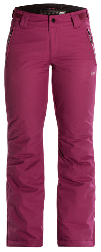 Ski Orage has taken some of the hard work out of finding the perfect ski pants with the Orage Gimli Ski Pants for women.  They start with their performance fit, which hugs your legs just right and offers added knee articulation and a little bit of stretch to ensure you can still move around while looking your best. For those times when the powder is deep and the weather is cold, stick it out on the slopes thanks to the GoreTex Performance fabric for the shell that shields your from any moisture, and the ultra-warm PrimaLoft insulation to keep you warm and cozy while still being light weight.Key Features of the Orage Gimli Ski Pants: Gore-Tex Performance Shell Twill 2 Ply: 83% Polyester, 17% EPTFE, ECO DWR, 159 g/m2 PrimaLoft: PrimaLoft SPORT is a premium performance insulation engineered for superior warmth, water resistance, loft, softness and compressibility. PrimaLoft SPORT insulation keeps the body warm, dry and comfortable, even in extreme conditions. So when the tech jargon comes to an end, all you need to know is that we use the good stuff. Vents Waterproof zips Performance Fit: Engineered for skiing Provides full articulation, maximum function & freedom of movement. - $119.95